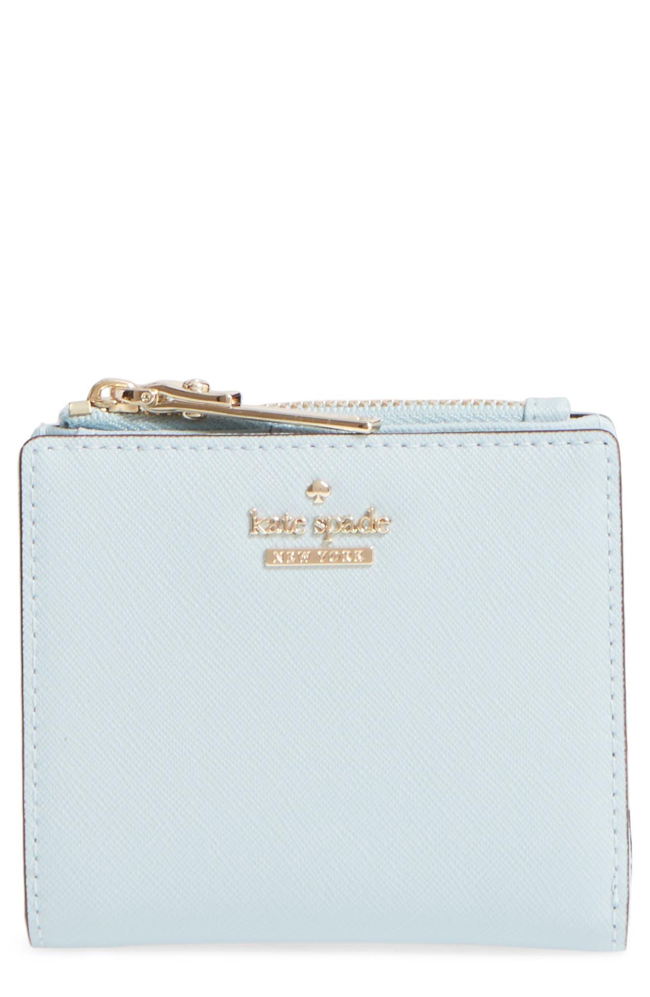 Main Image - kate spade new york cameron street - adalyn slim leather wallet