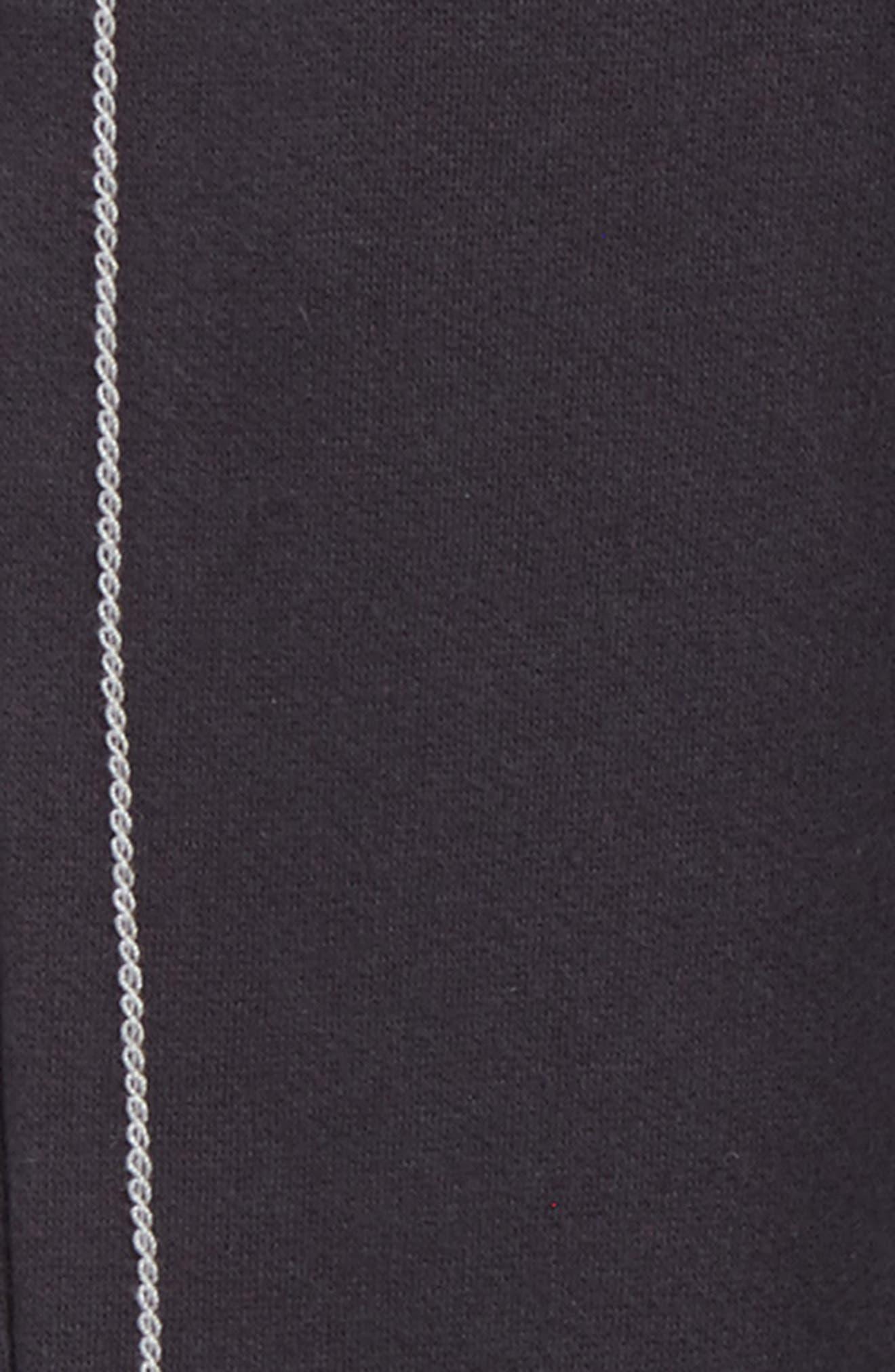 Fleece Jogger Pants,                             Alternate thumbnail 2, color,                             Phantom
