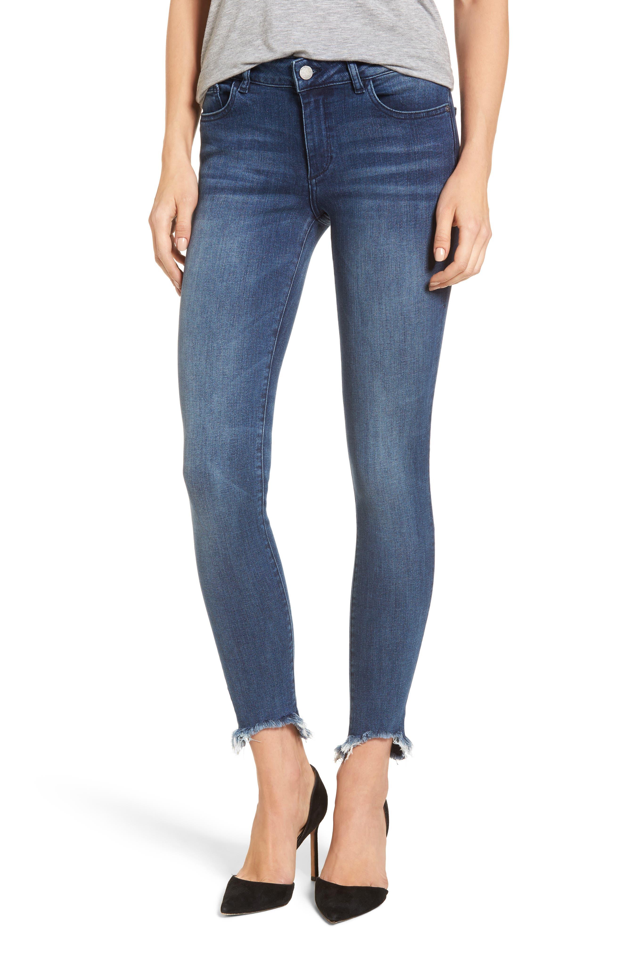 Emma Power Legging Jeans,                         Main,                         color, Fenwick