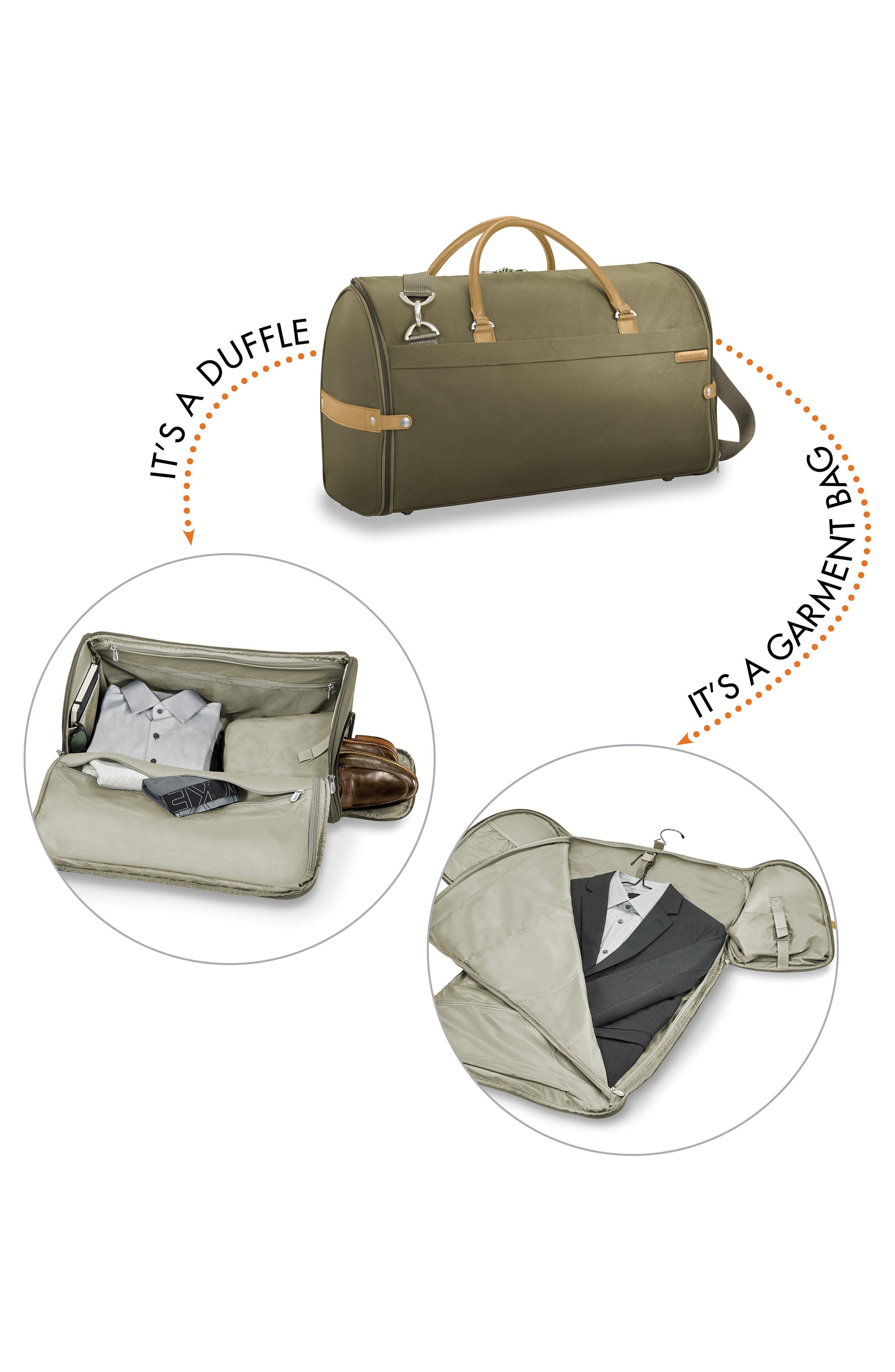Alternate Image 13  - Briggs & Riley Baseline Suiter Duffel Bag
