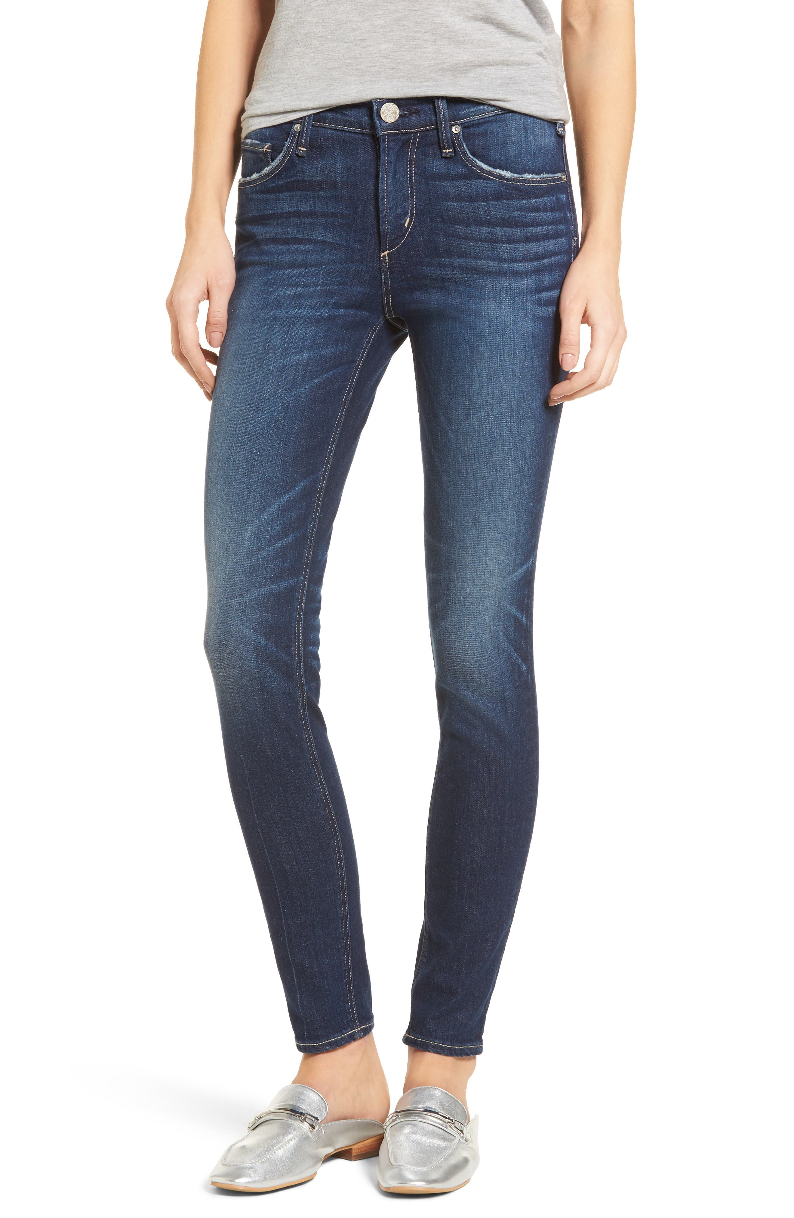Alternate Image 1 Selected - McGuire Newton Skinny Jeans (Chateau)