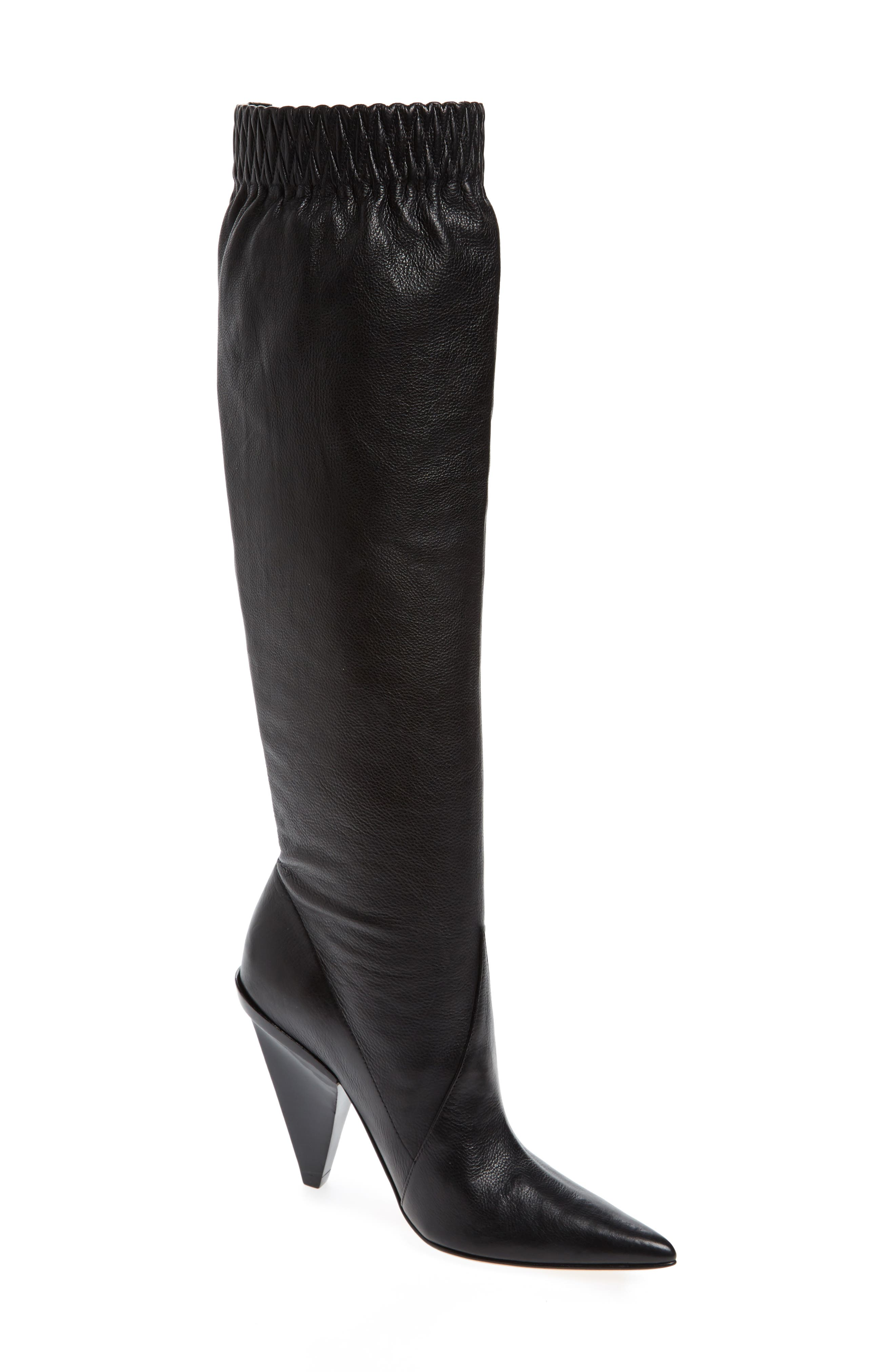 Alternate Image 1 Selected - Sigerson Morrison Jay Slouch Boot (Women)