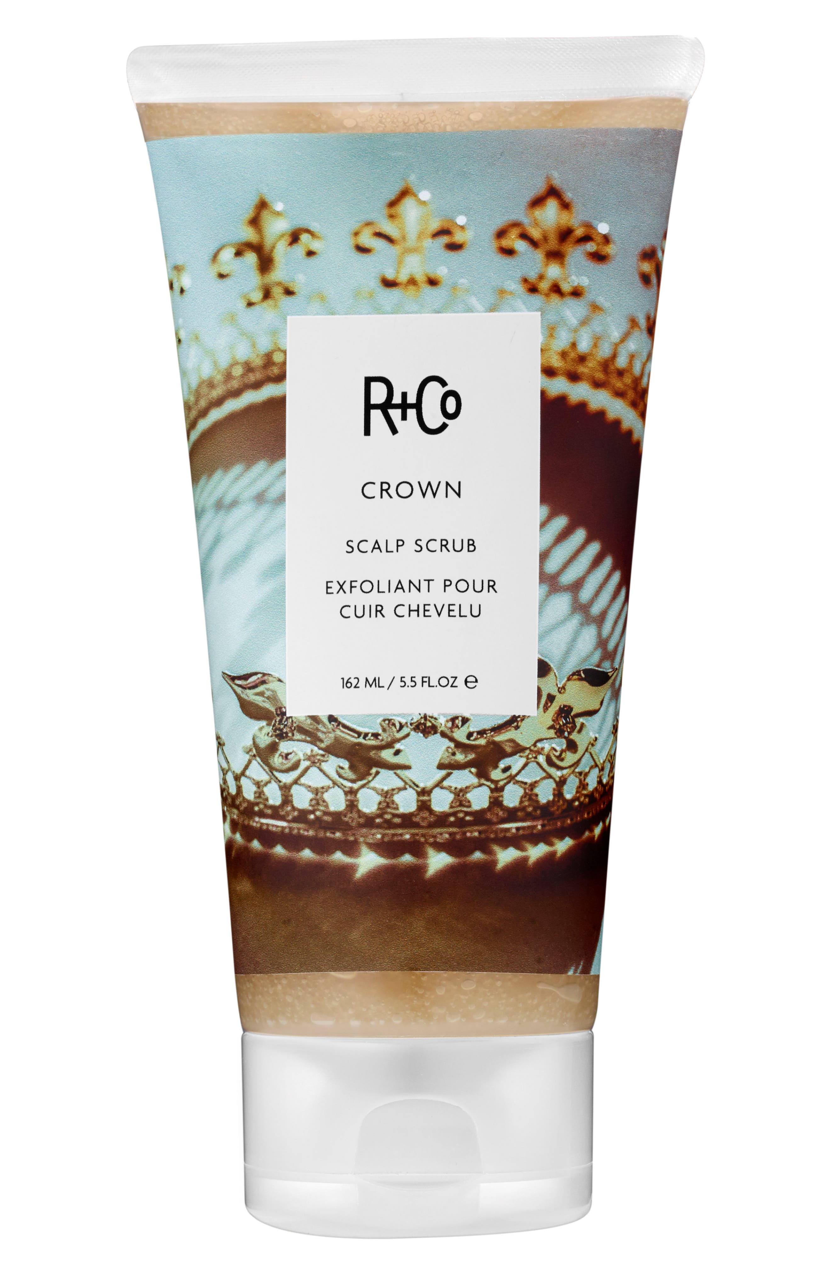 SPACE.NK.apothecary R+Co Crown Scalp Scrub,                             Main thumbnail 1, color,                             No Color