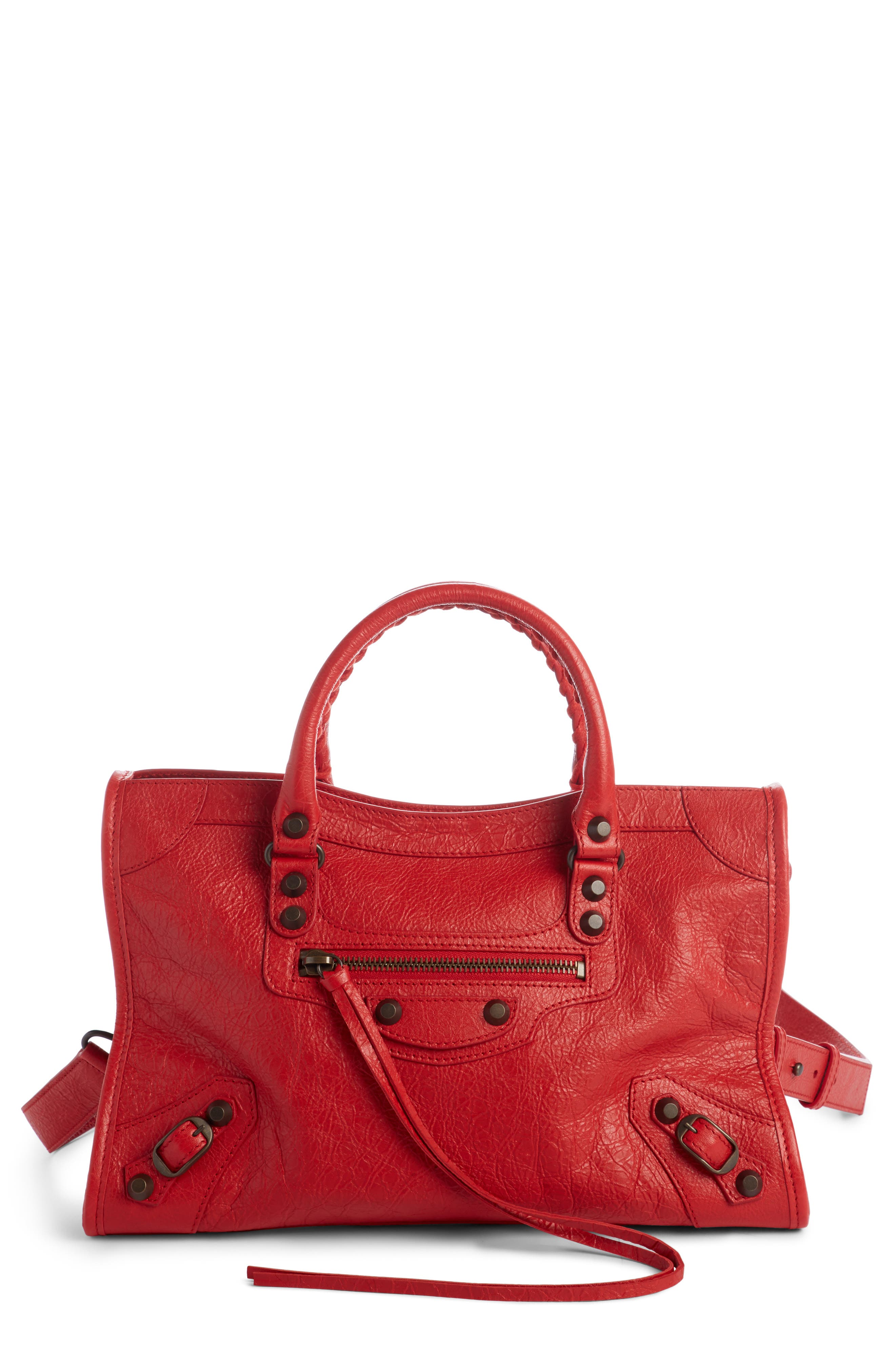 Alternate Image 1 Selected - Balenciaga Classic City Leather Tote