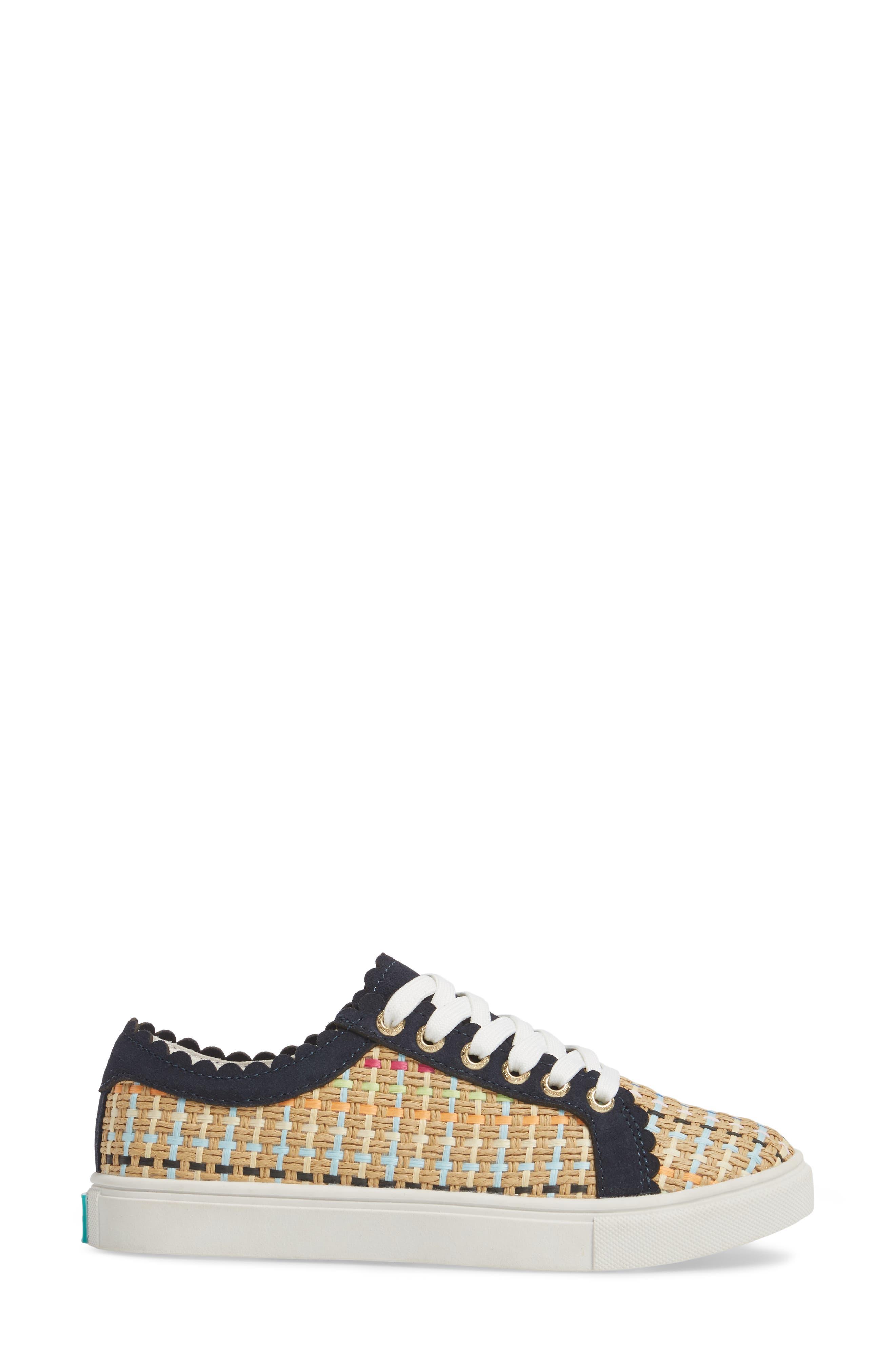 Teagan Sneaker,                             Alternate thumbnail 3, color,                             Multi Combo