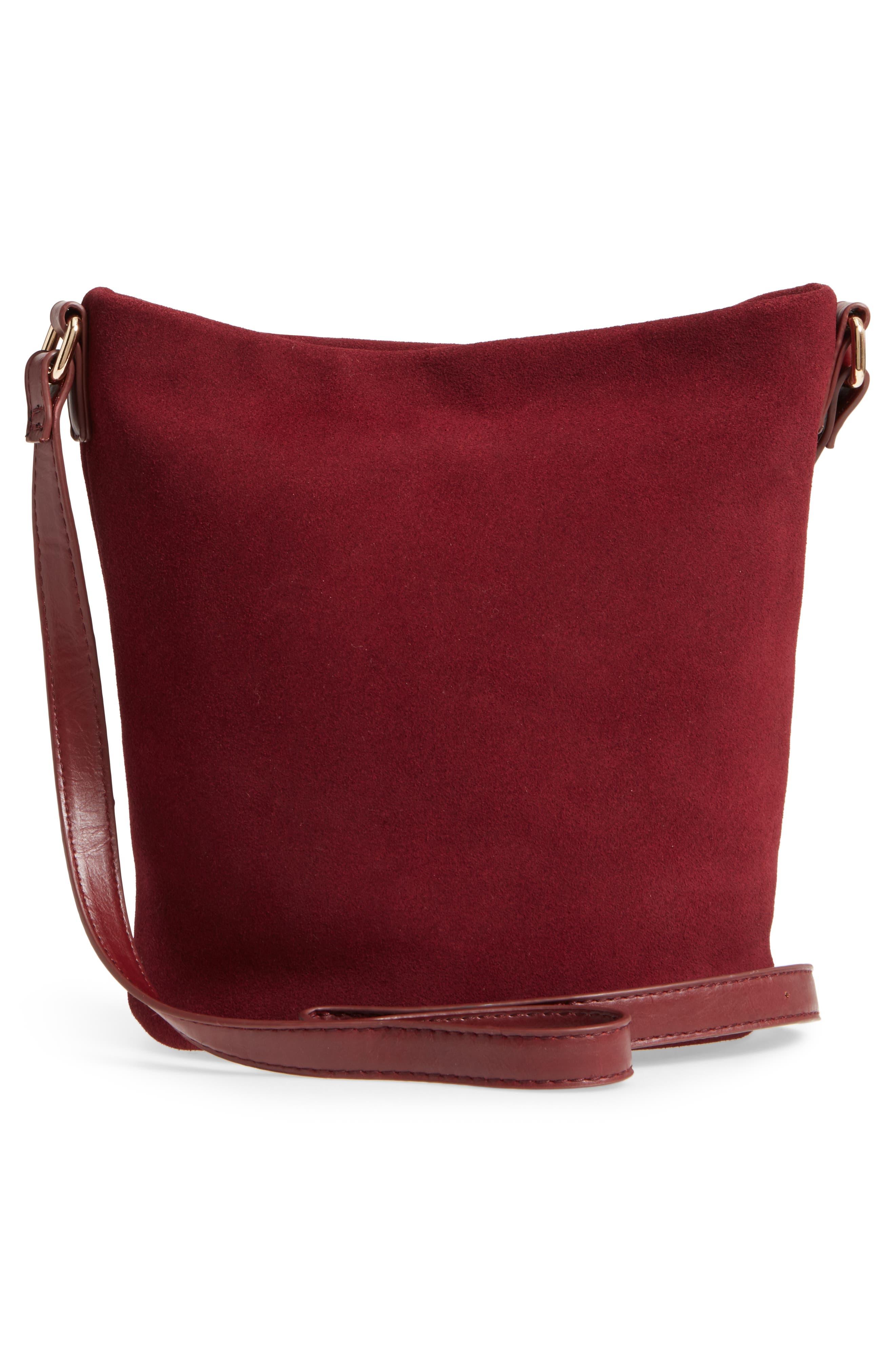 Alternate Image 3  - Sole Society Lana Slouchy Suede Crossbody Bag