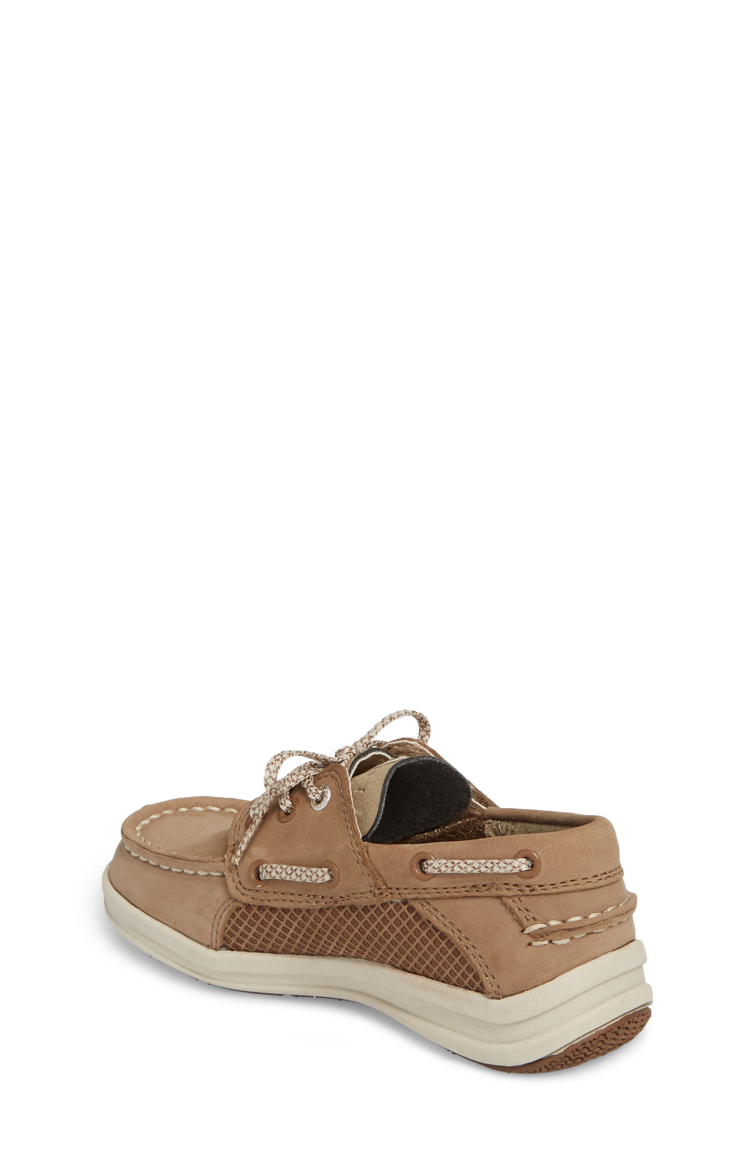 Alternate Image 2  - Sperry Kids Gamefish Boat Shoe (Walker & Toddler)