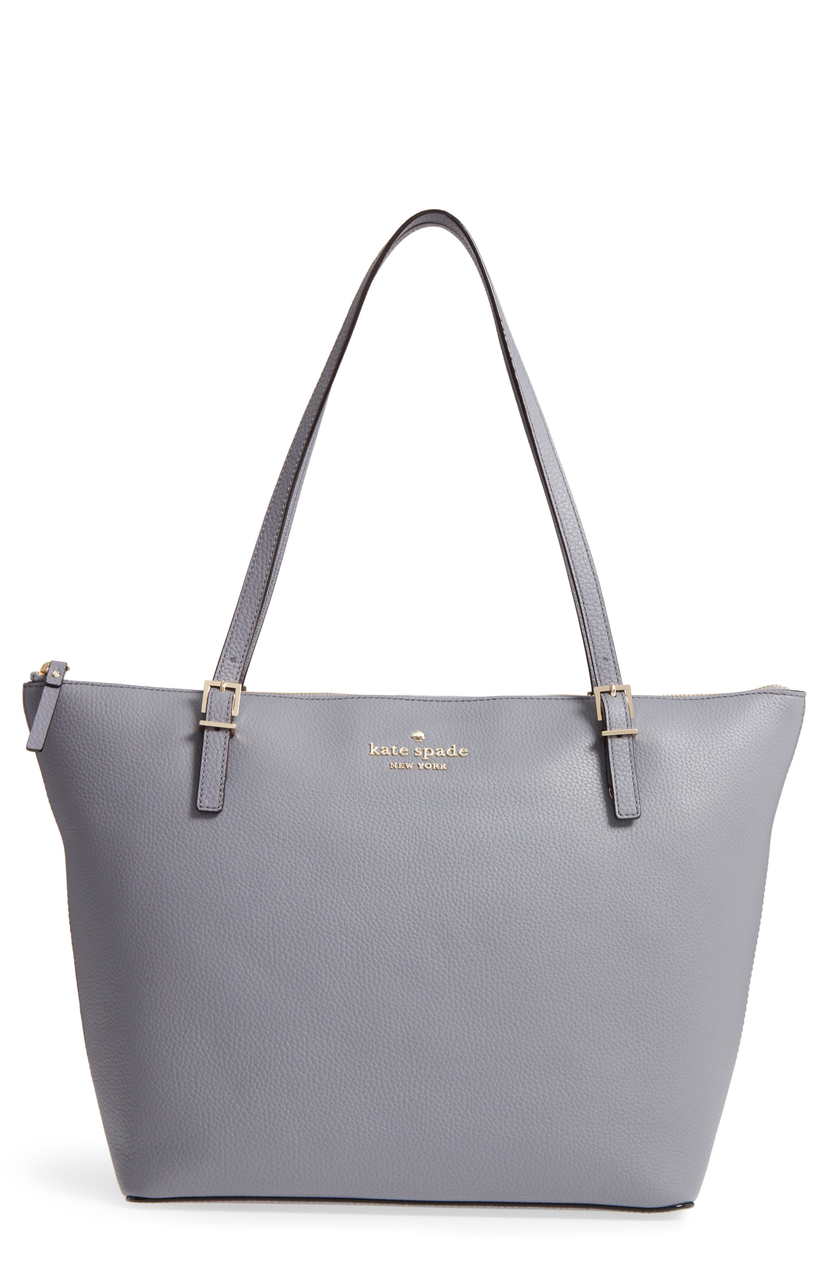 kate spade new york watson lane - maya leather tote