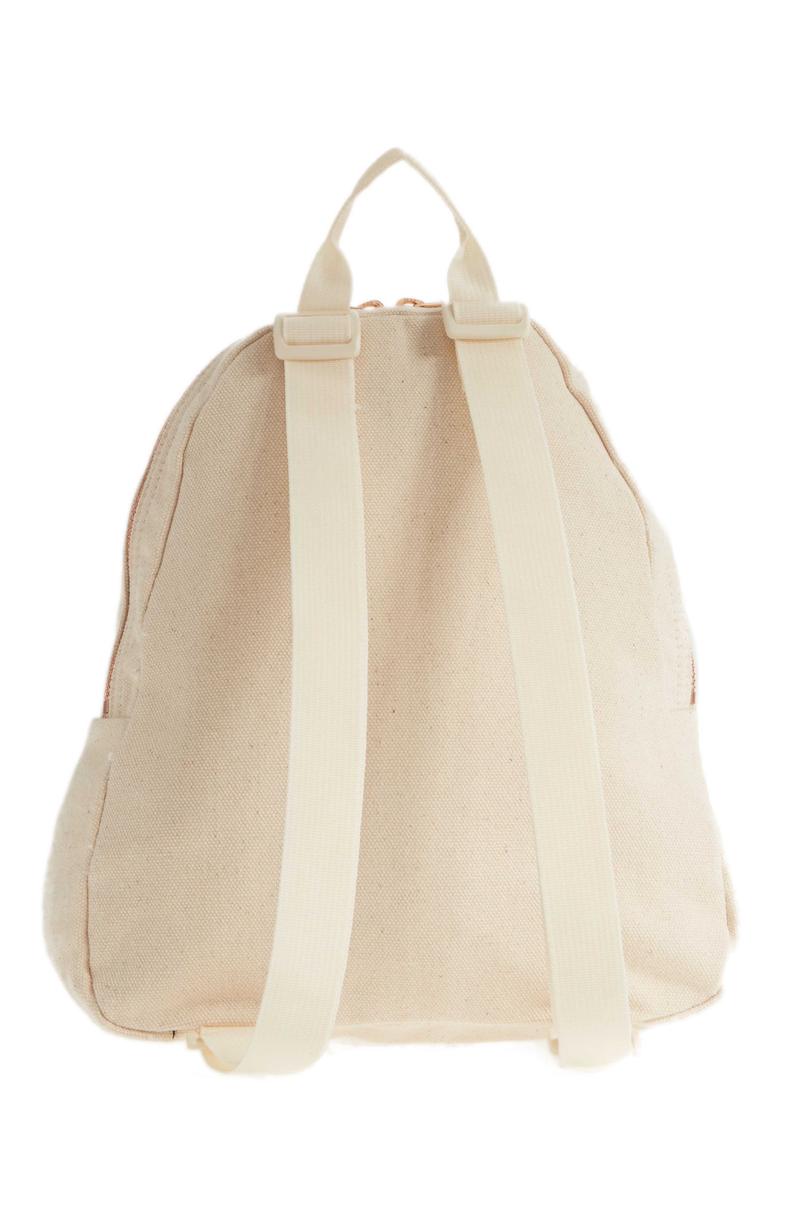 Half Pint Backpack,                             Alternate thumbnail 6, color,                             Rose Gold