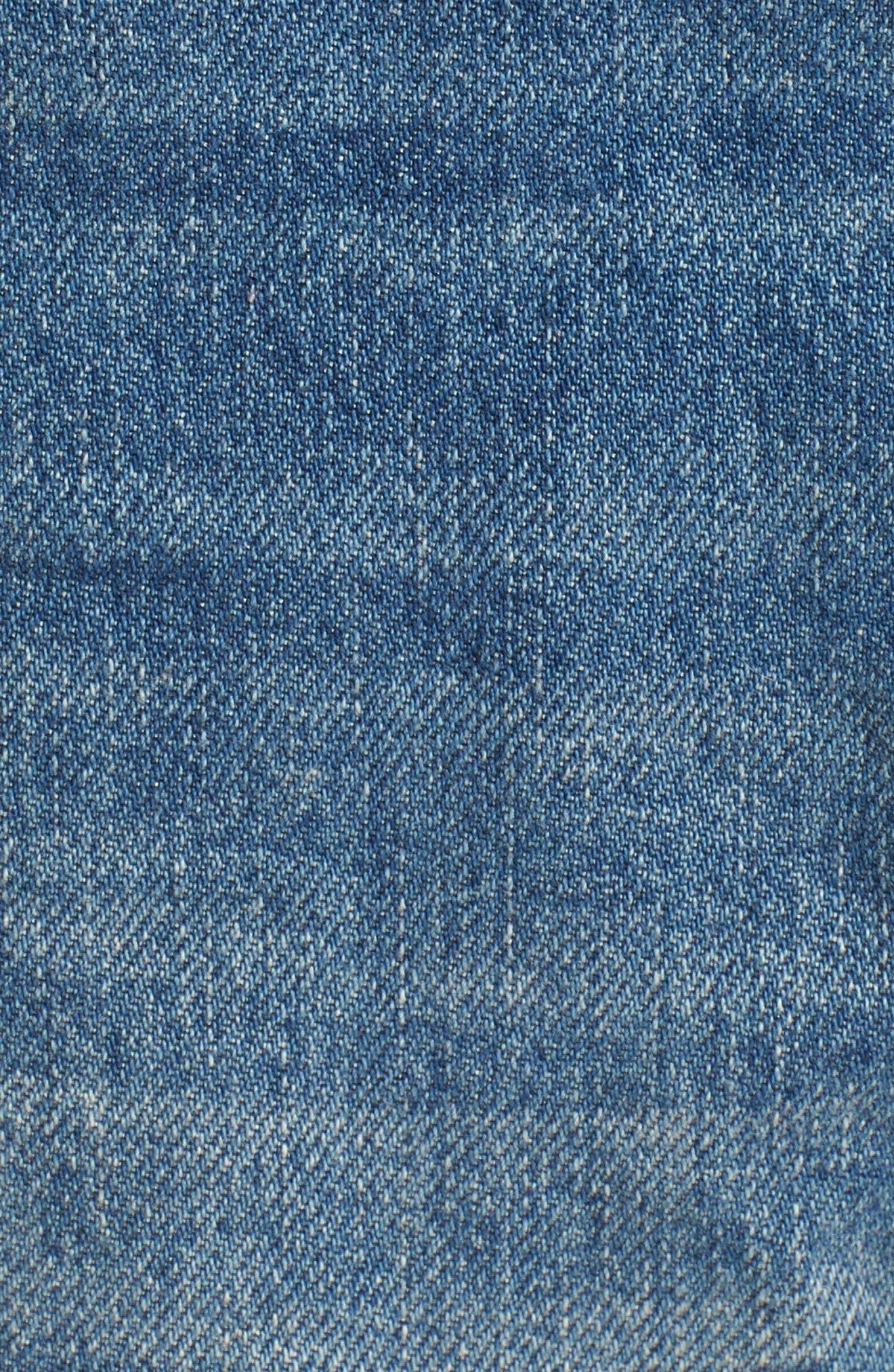 Alternate Image 5  - Topshop Hayden Super Ripped Boyfriend Jeans