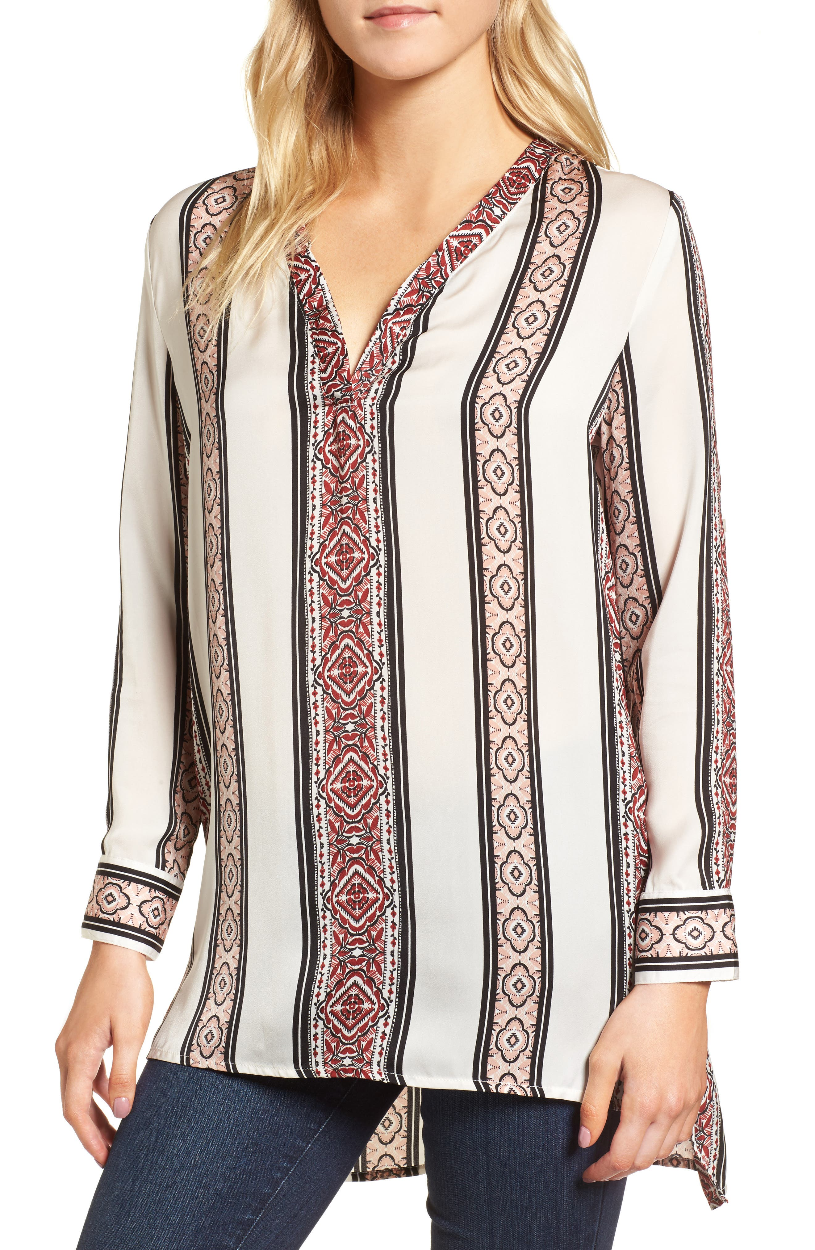 cupcakes and cashmere Labelle Tunic