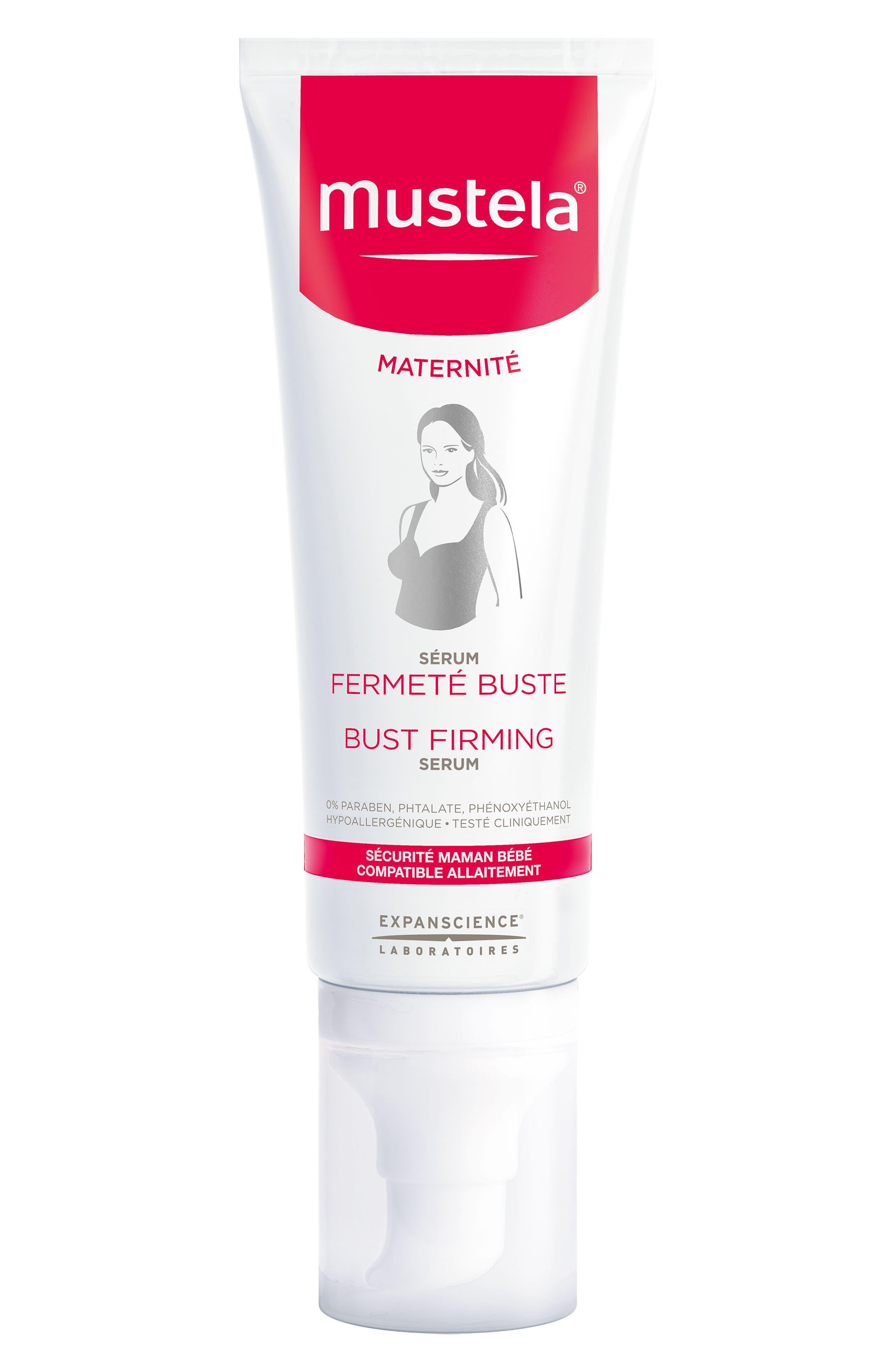 Alternate Image 1 Selected - Mustela® Bust Firming Serum