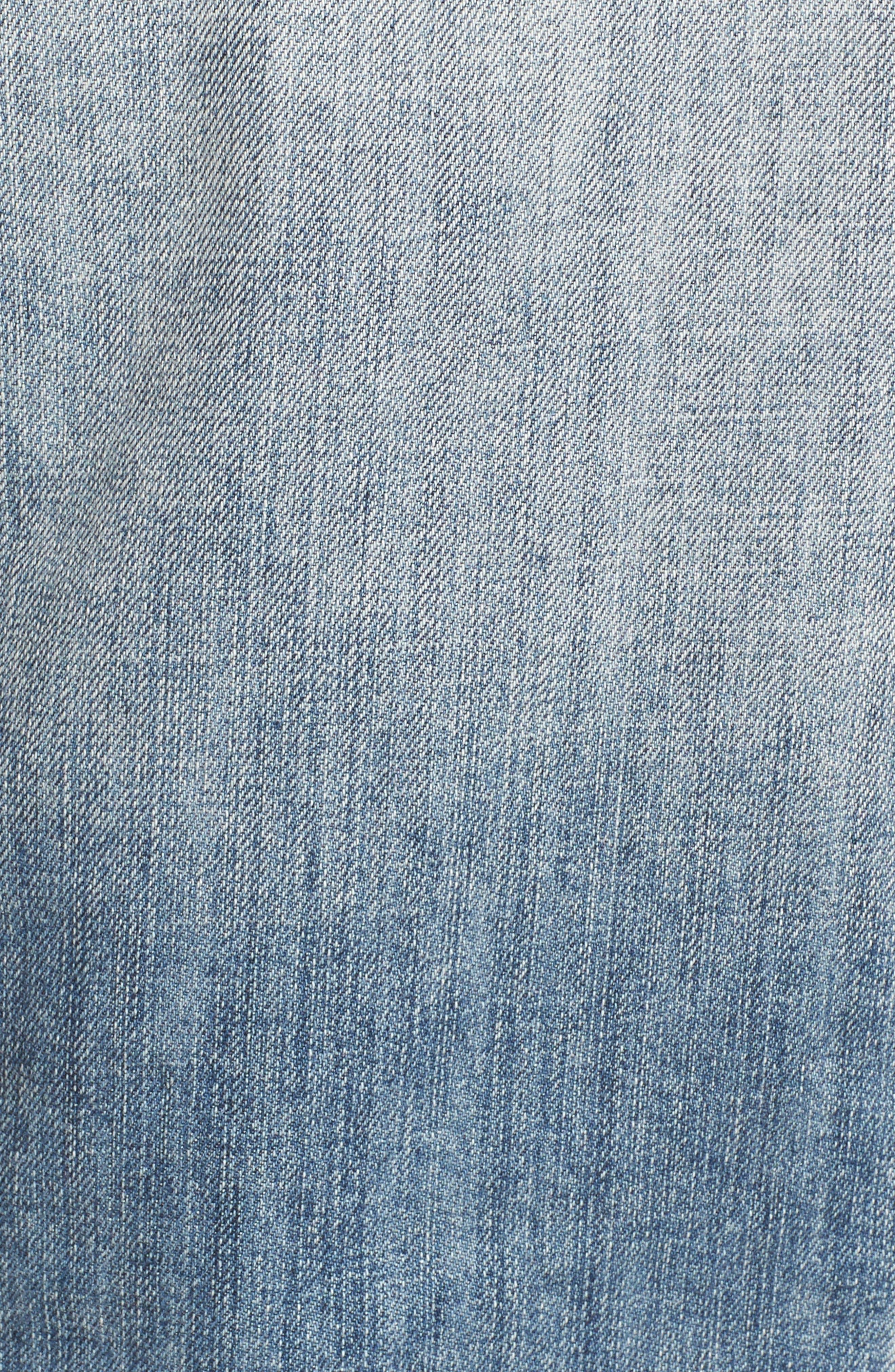 Alternate Image 5  - Rails Ramsey Embroidered Denim Jacket