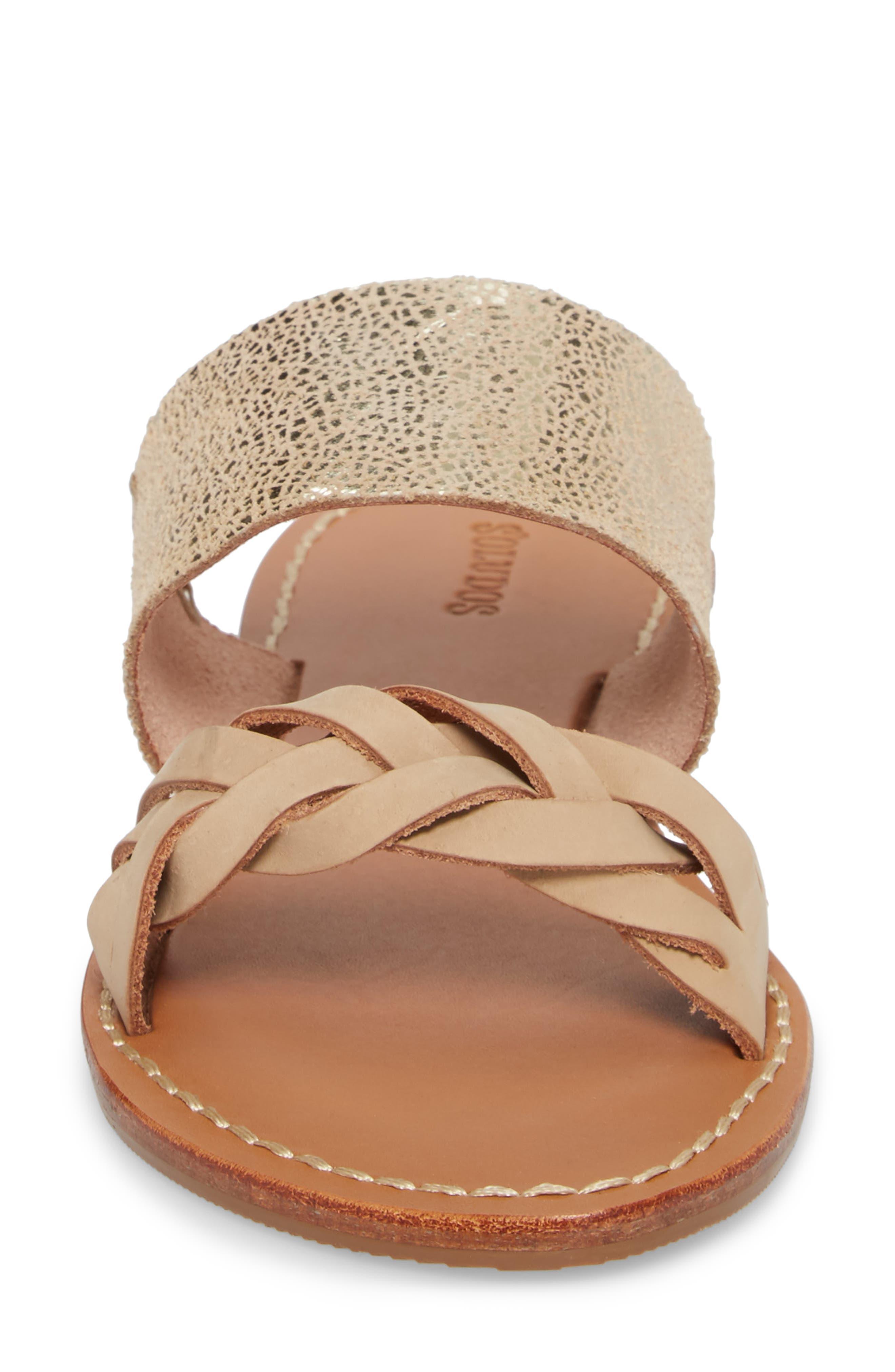 Alternate Image 4  - Soludos Slide Sandal (Women)