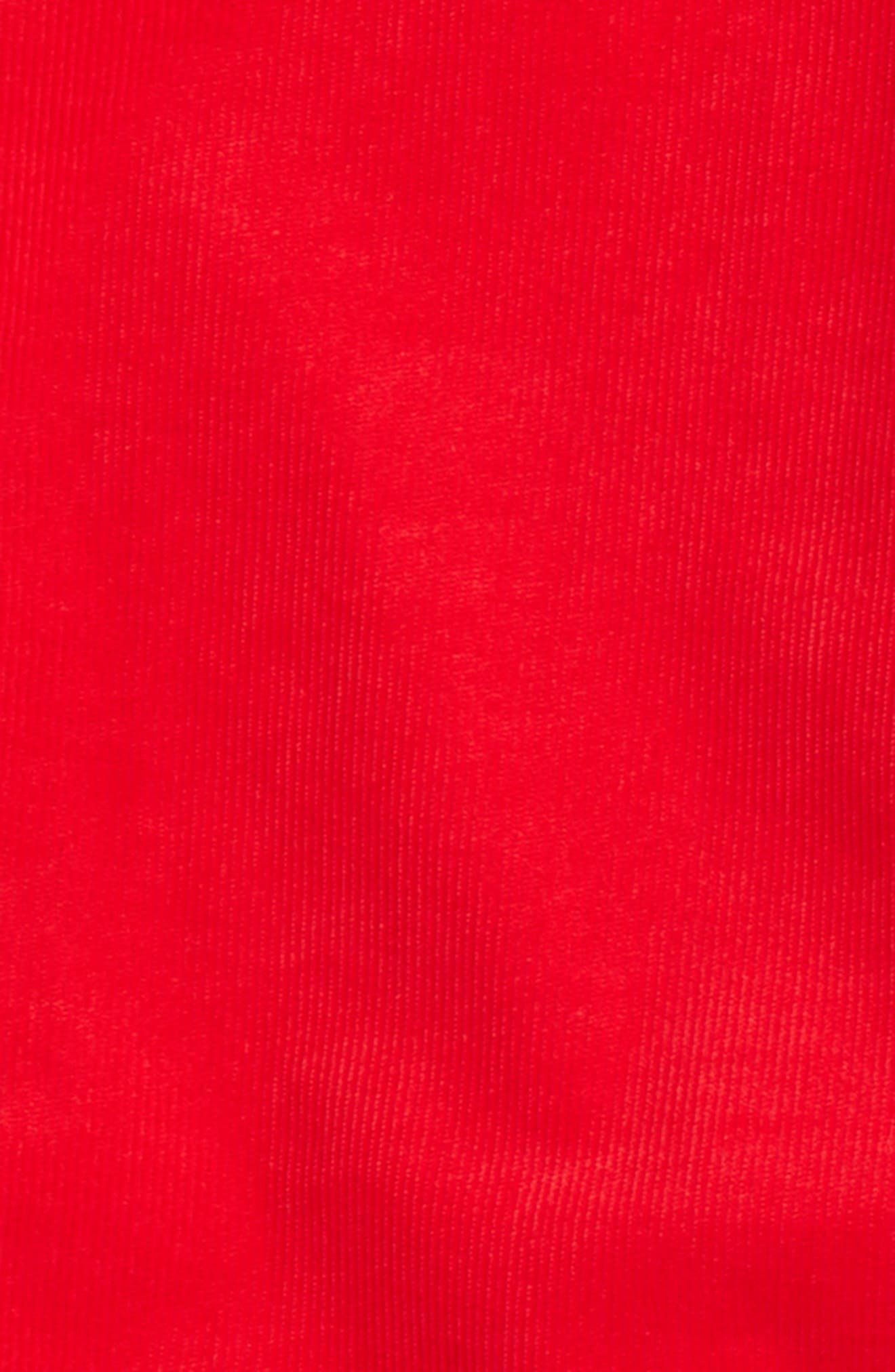 Breaker Corduroy Pants,                             Alternate thumbnail 2, color,                             Lighthouse Red