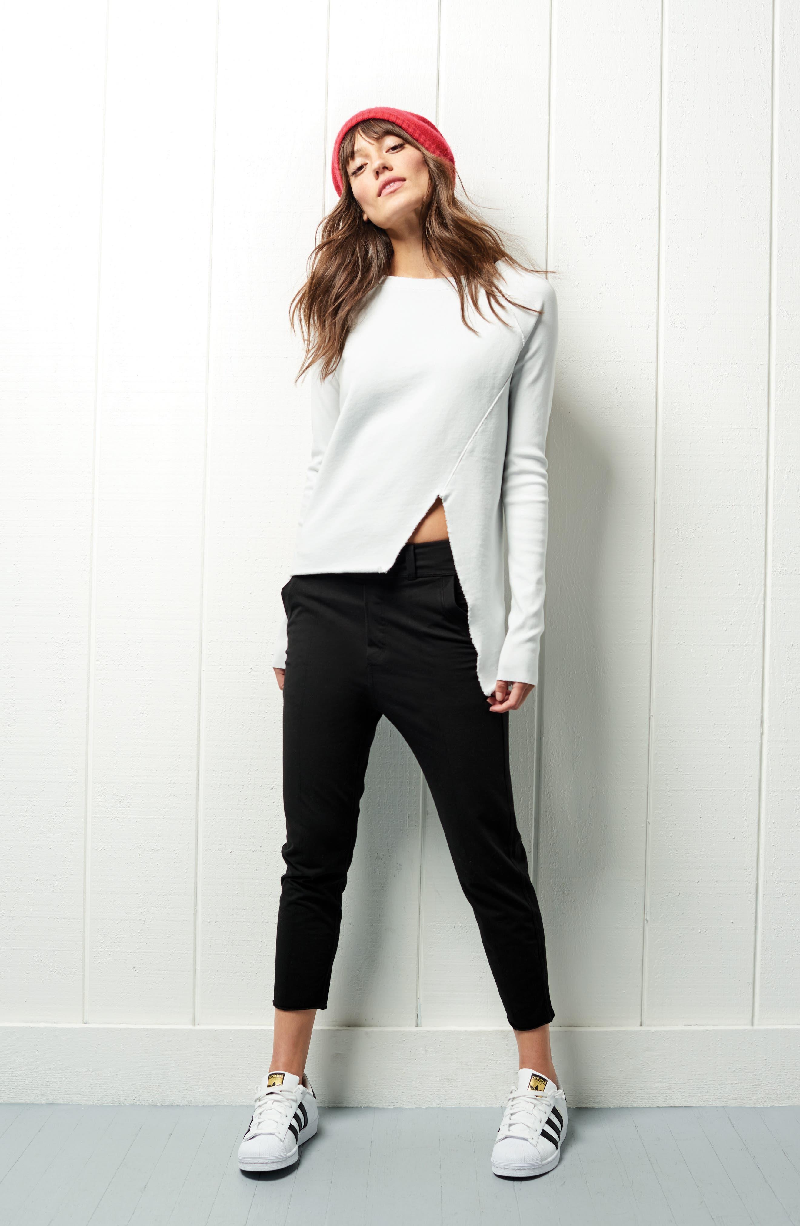Alternate Image 2  - Frank & Eileen Tee Lab Asymmetrical Sweatshirt