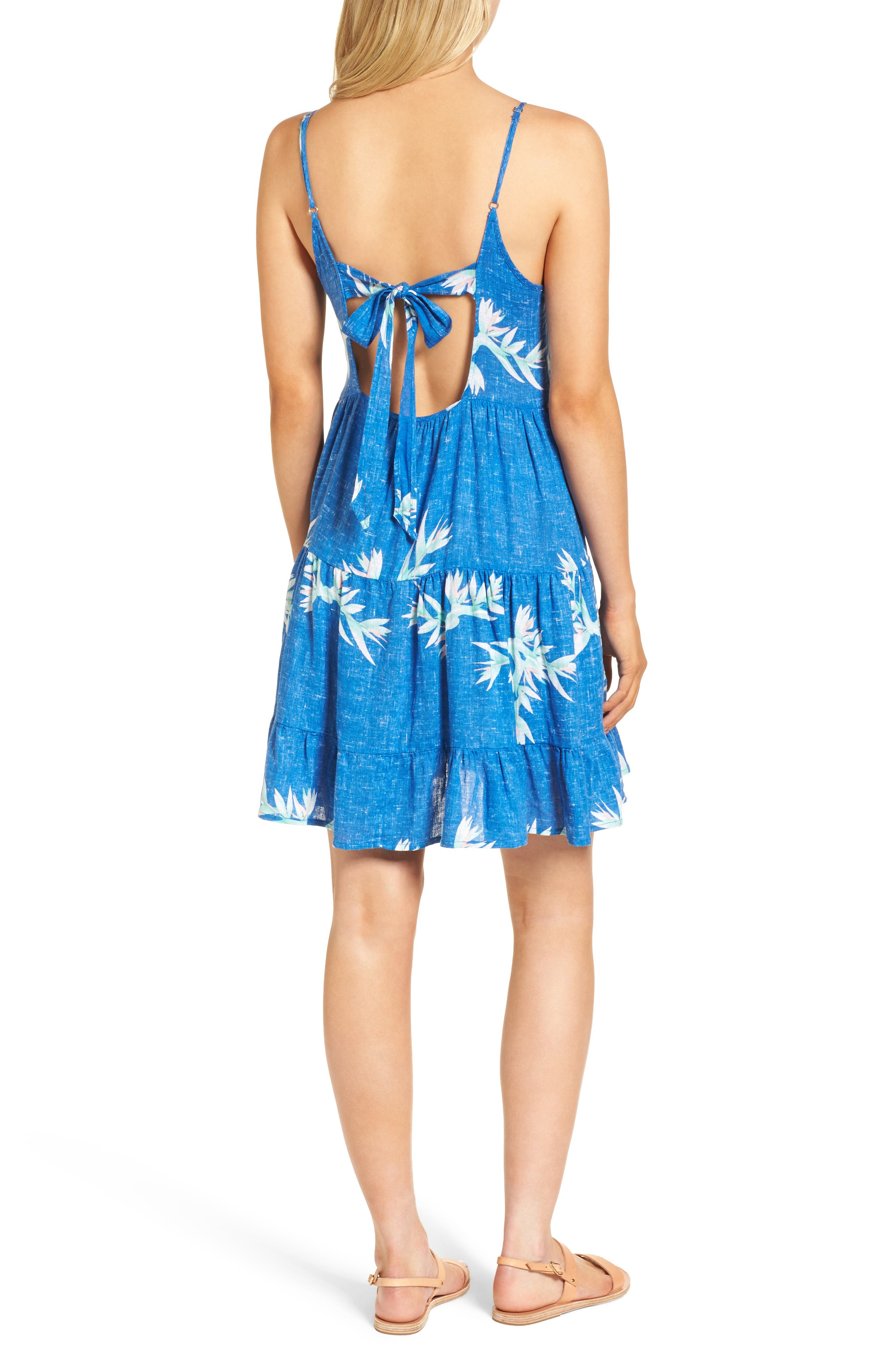Alternate Image 2  - Rails Amber Fit & Flare Dress