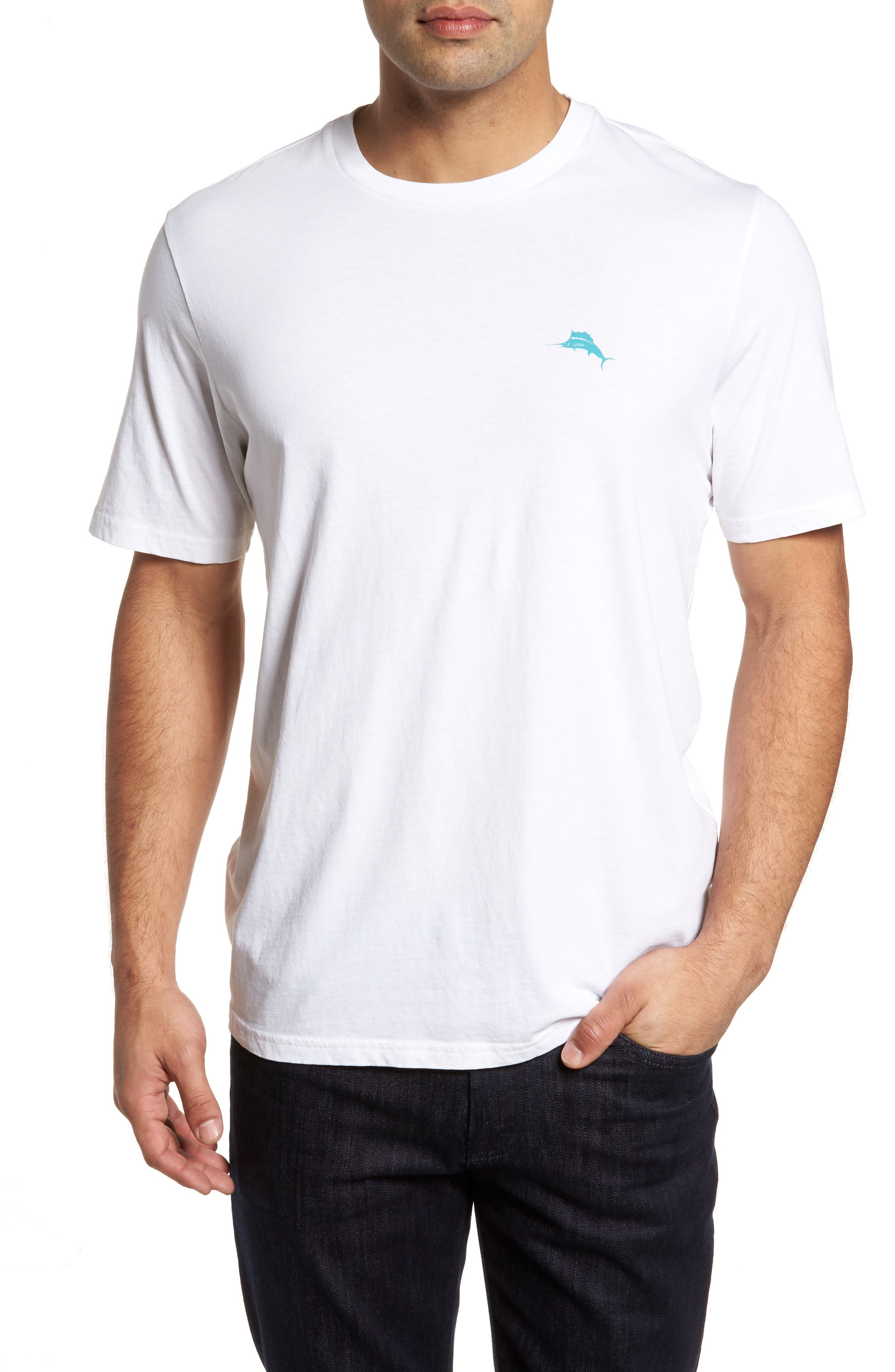 Flock this Way T-Shirt,                         Main,                         color, White