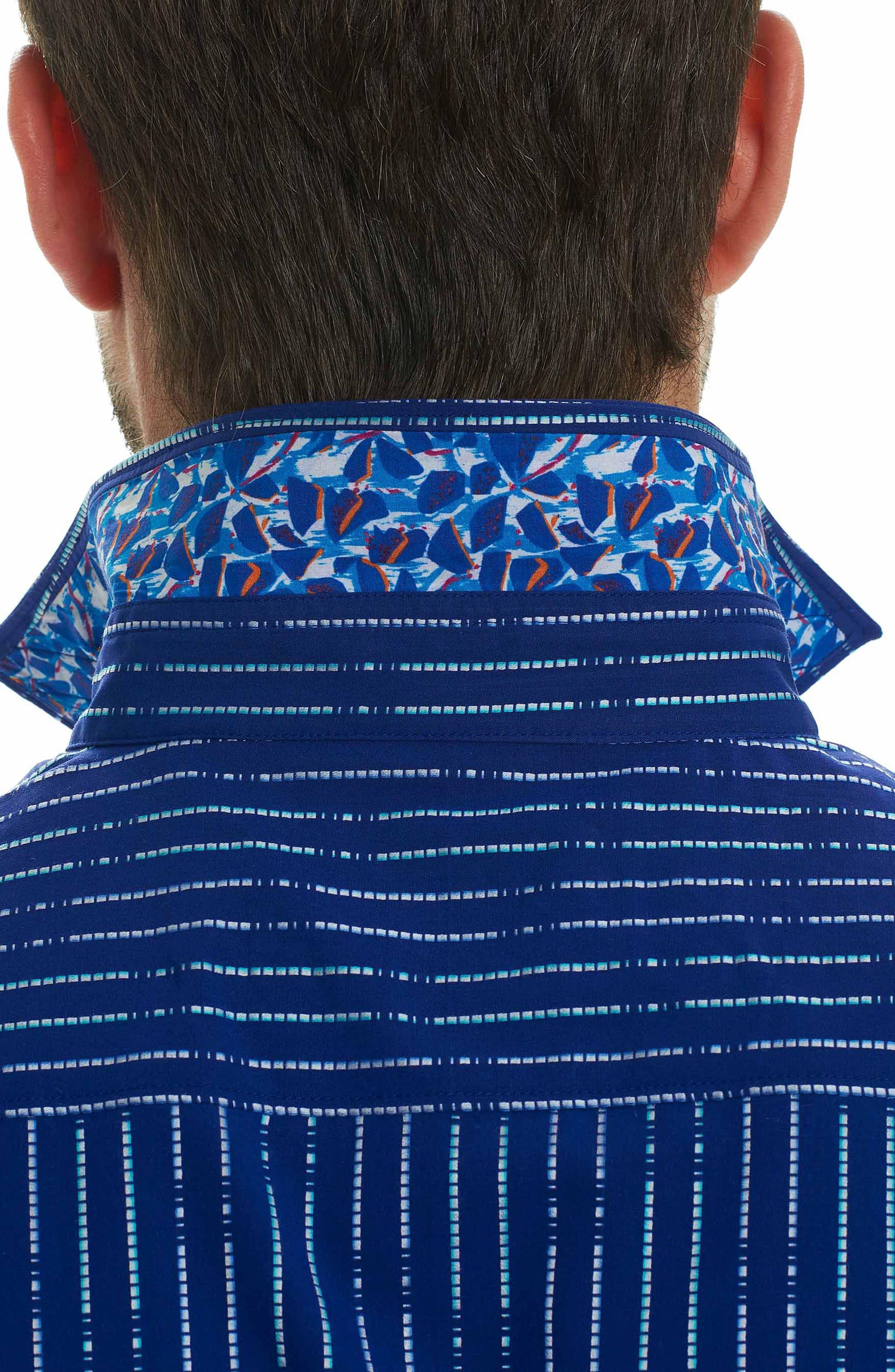 Alternate Image 3  - Robert Graham Bora Classic Fit Sport Shirt