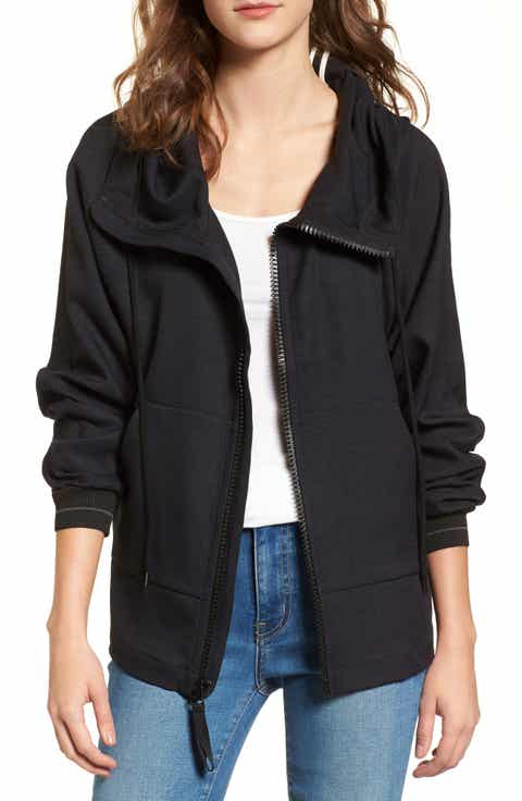 James Perse Side Snap Jacket