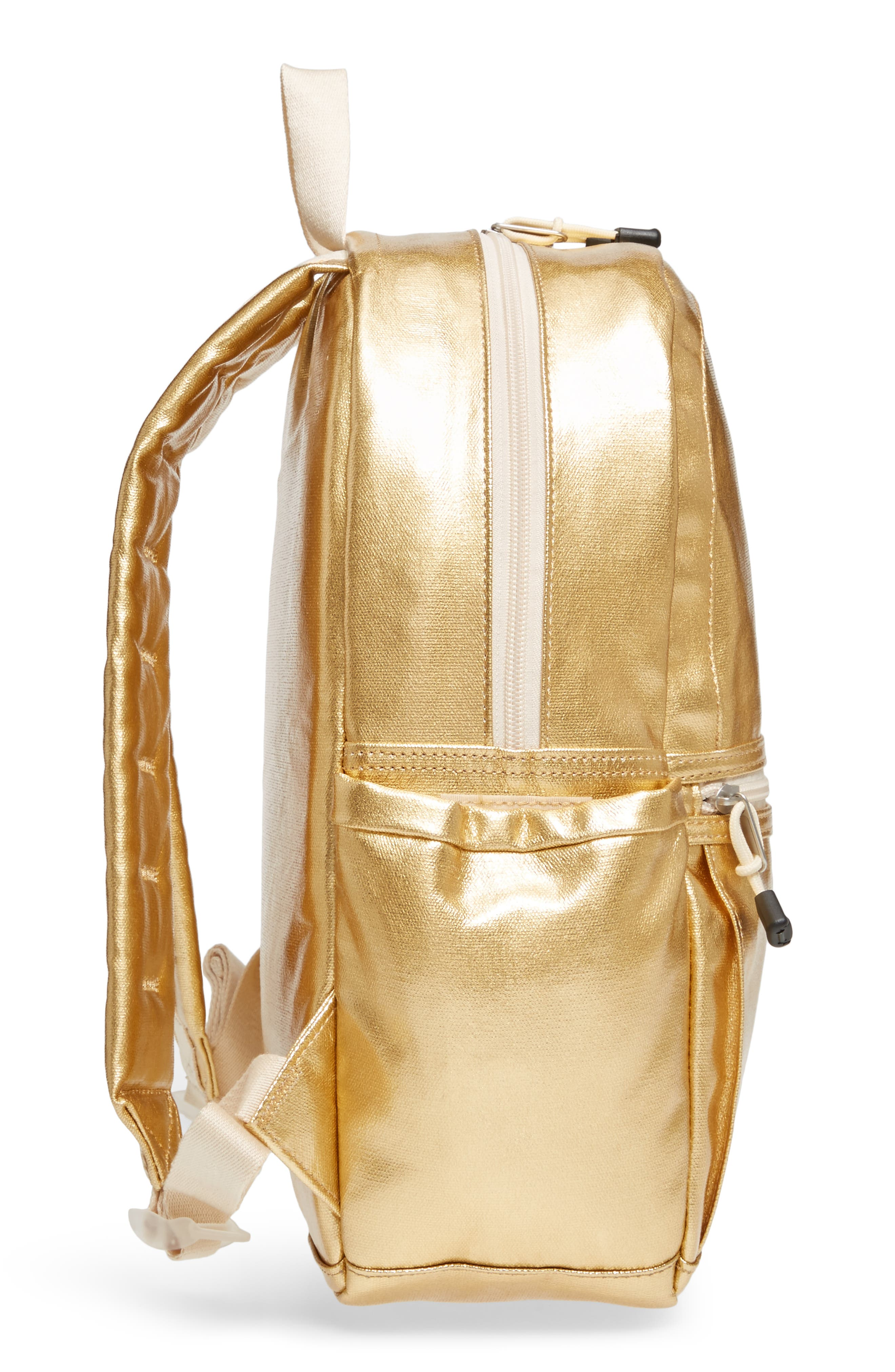 Downtown Kane Backpack,                             Alternate thumbnail 5, color,                             Gold