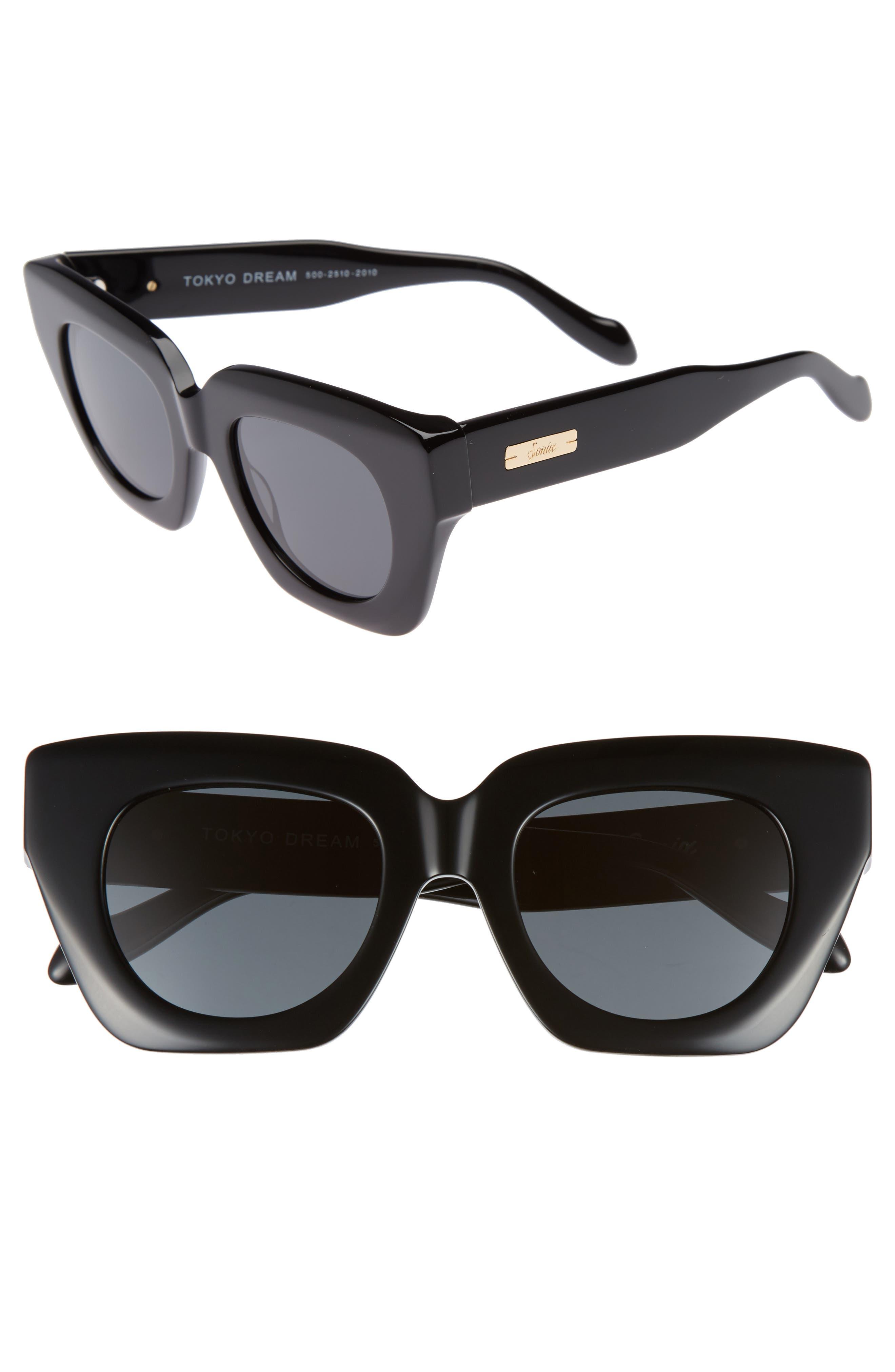 Sonix Tokyo Dream 50mm Cat Eye Sunglasses