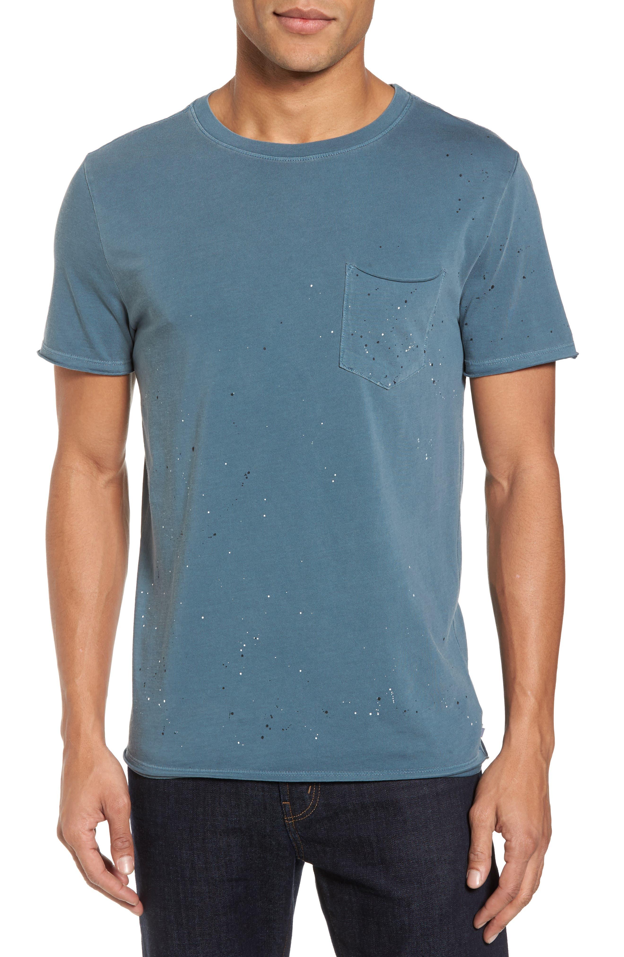 Alternate Image 1 Selected - AG Anders Slim Fit Pocket T-Shirt