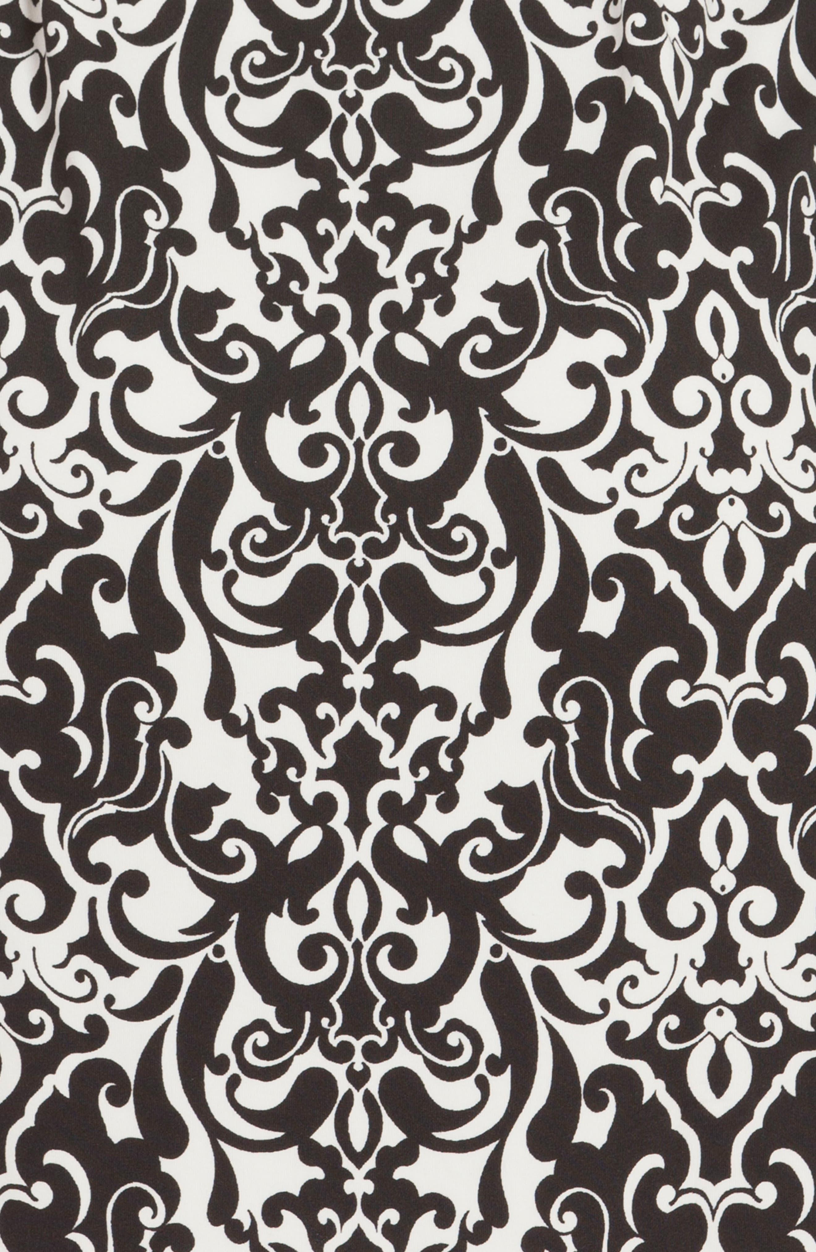 Alternate Image 4  - In Bloom by Jonquil Konya Short Robe