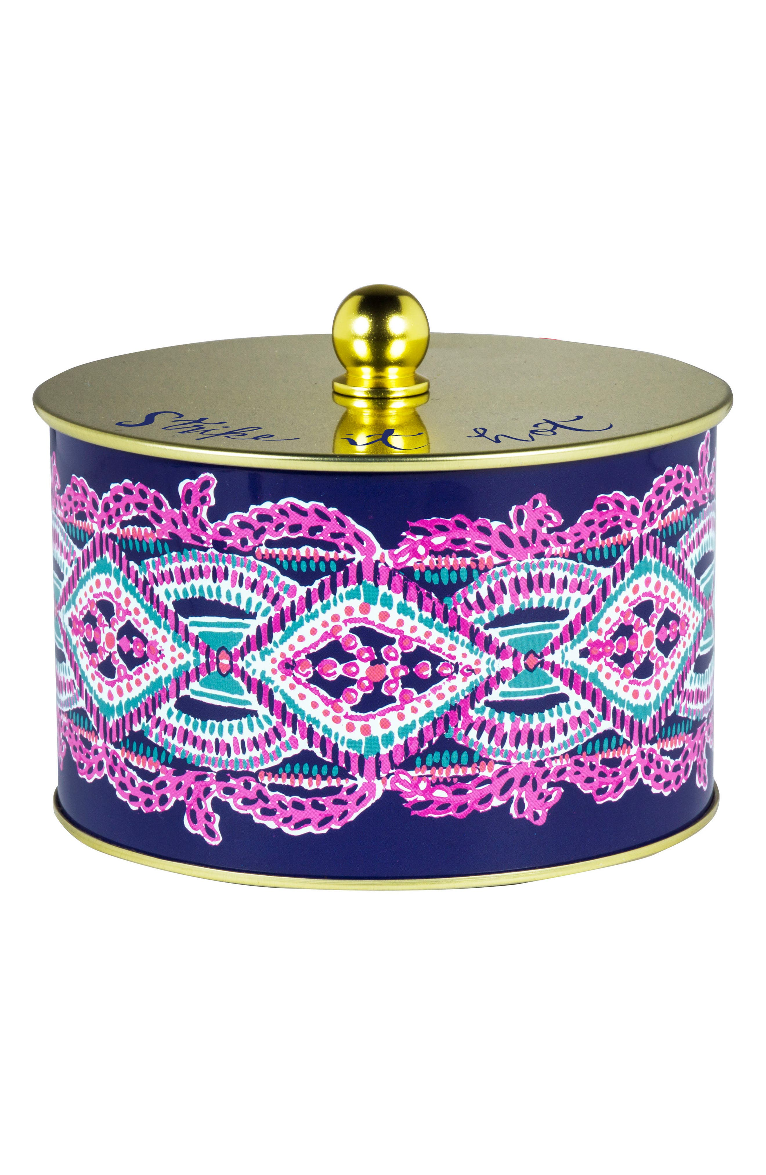 Lilly Pulitzer® Three-Wick Jar Candle