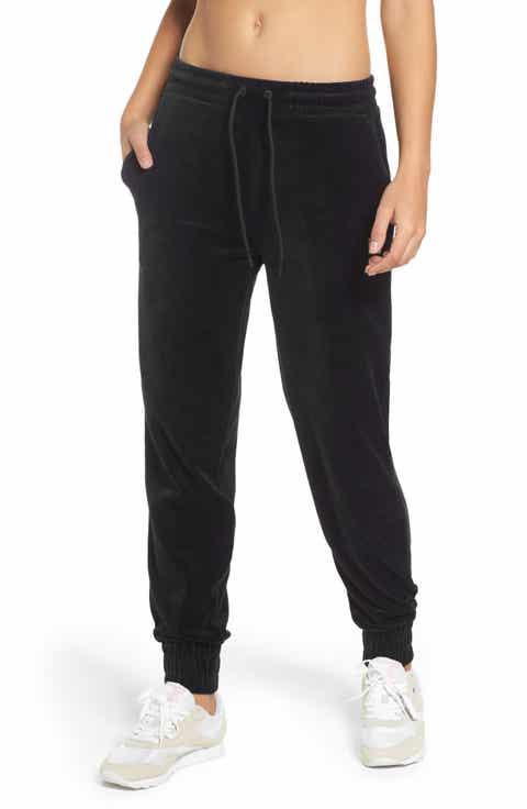 8ea98869d337e8 womens nike sportswear velour jogger pants