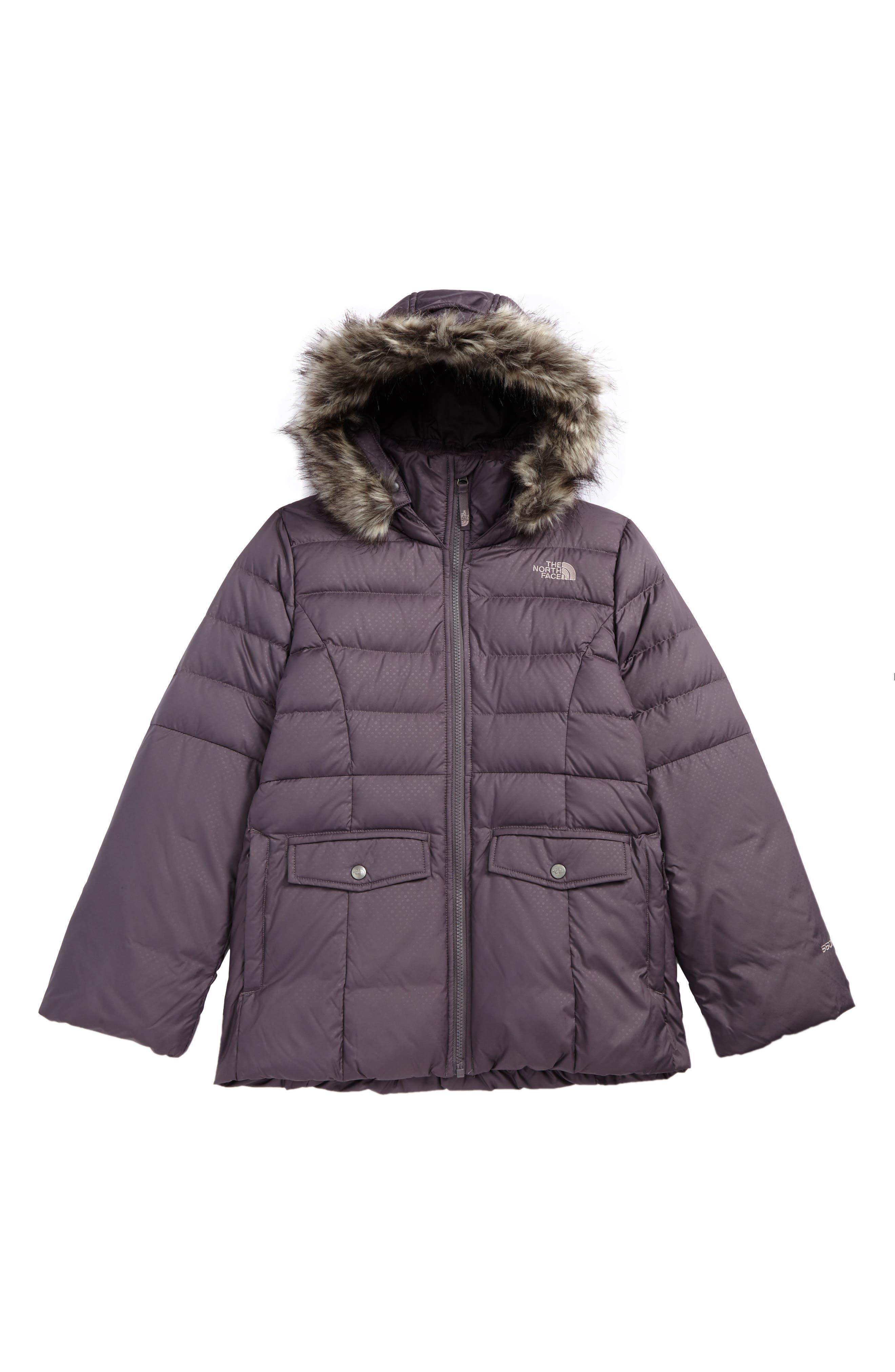 Gotham 2.0 550-Fill Down Jacket,                         Main,                         color, Rabbit Grey