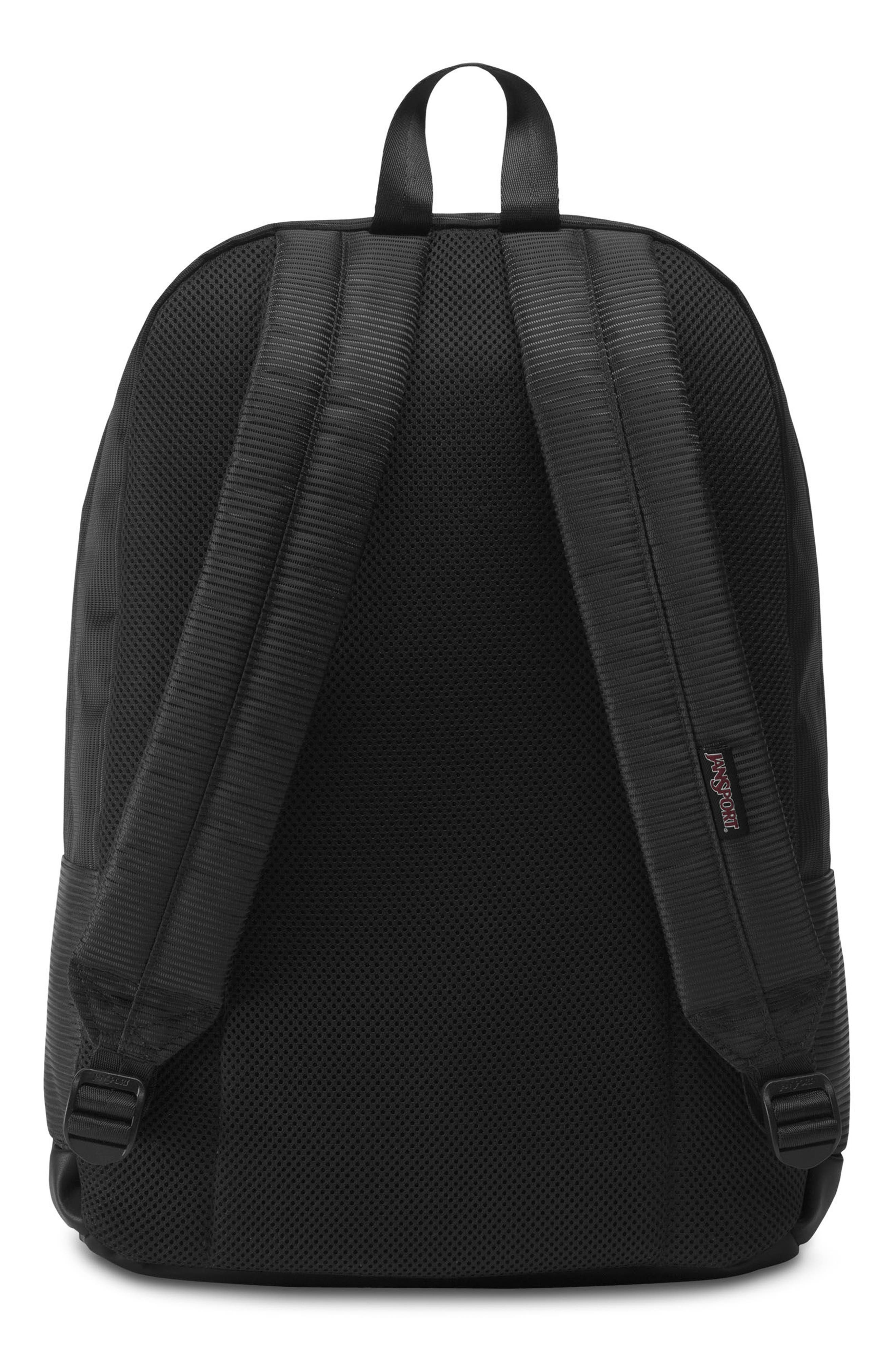 Axiom Backpack,                             Alternate thumbnail 3, color,                             Black Line