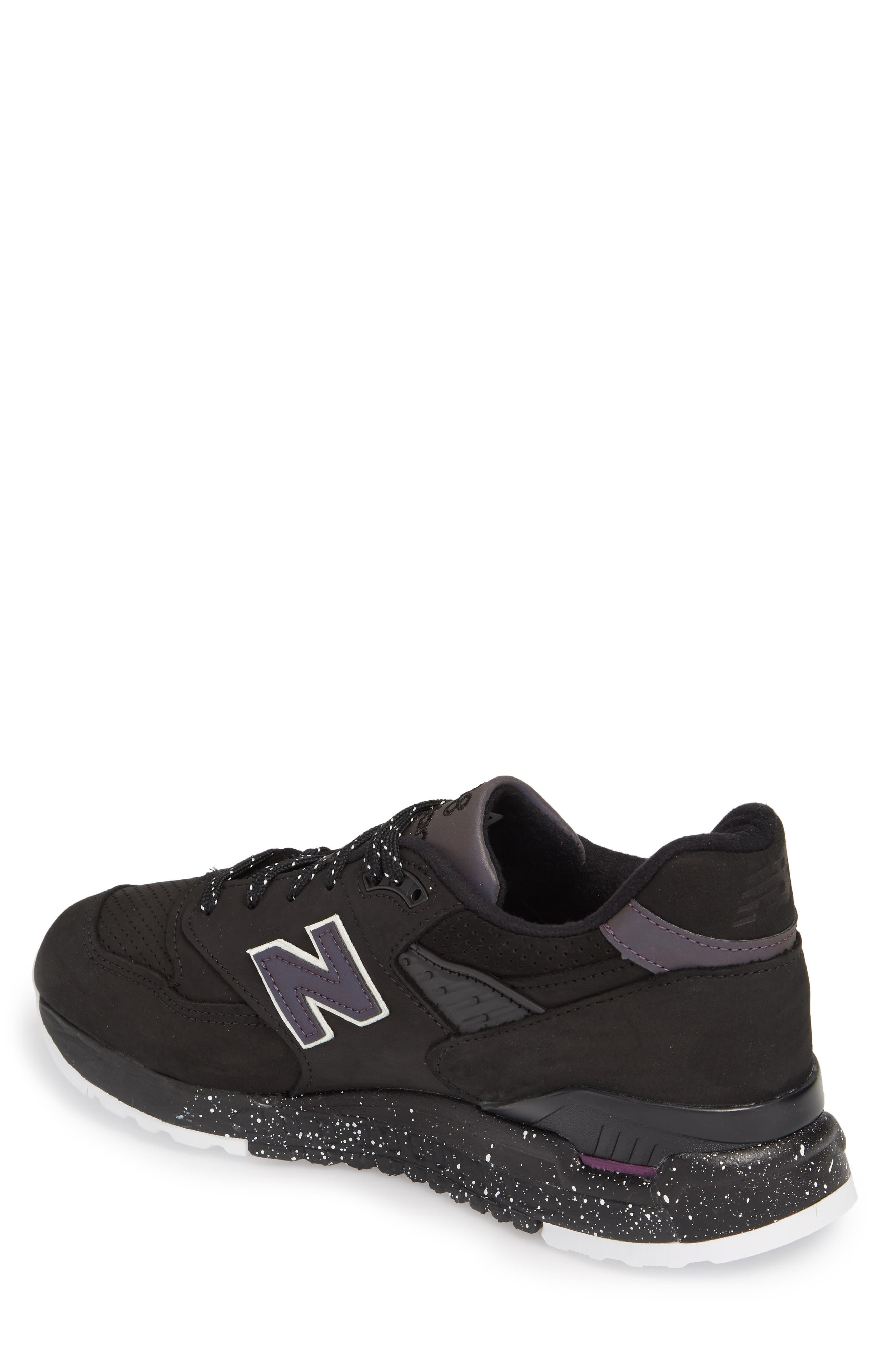 Alternate Image 2  - New Balance 998 Sneaker (Men)