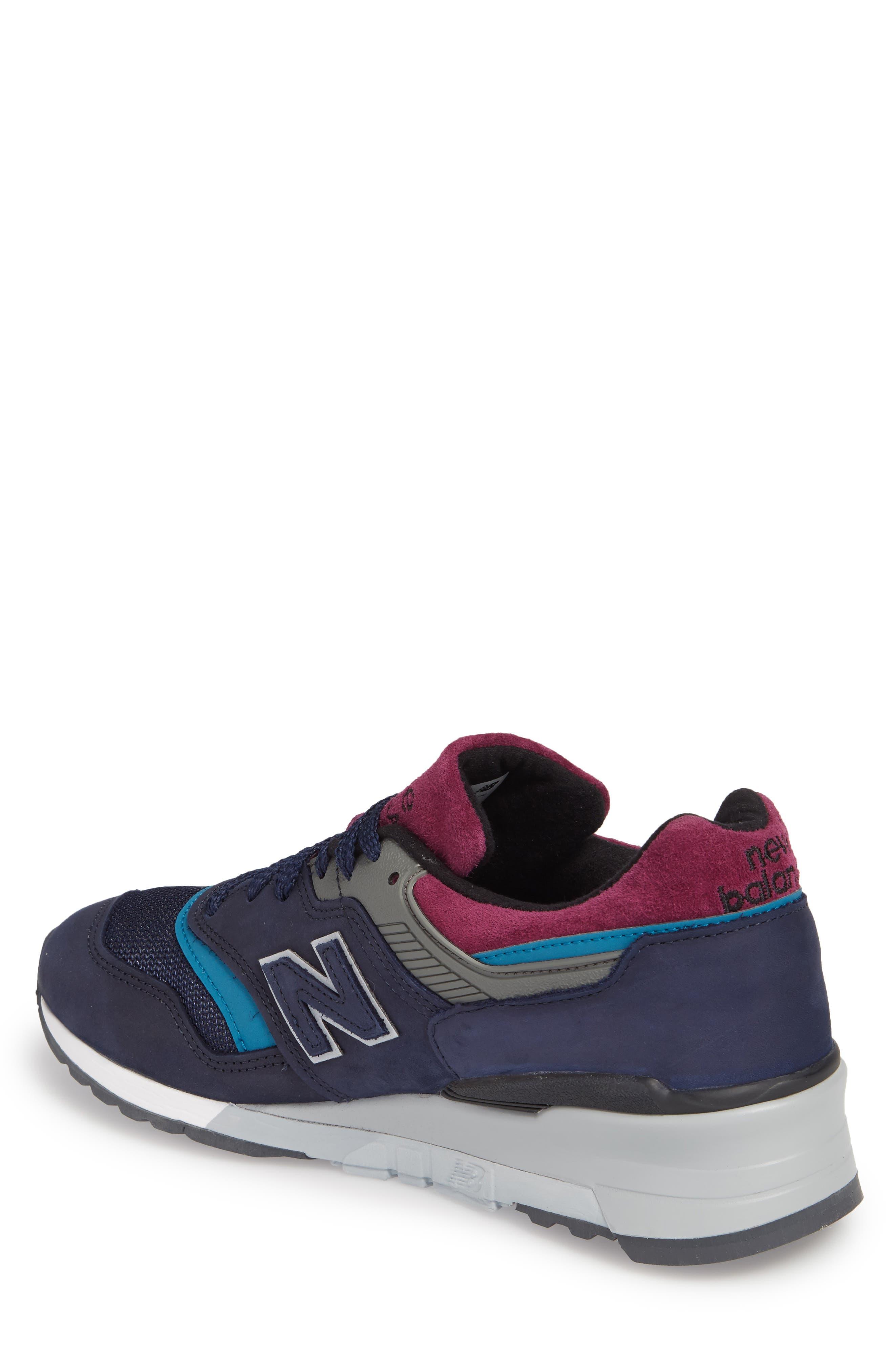 Alternate Image 2  - New Balance 997 Sneaker (Men)