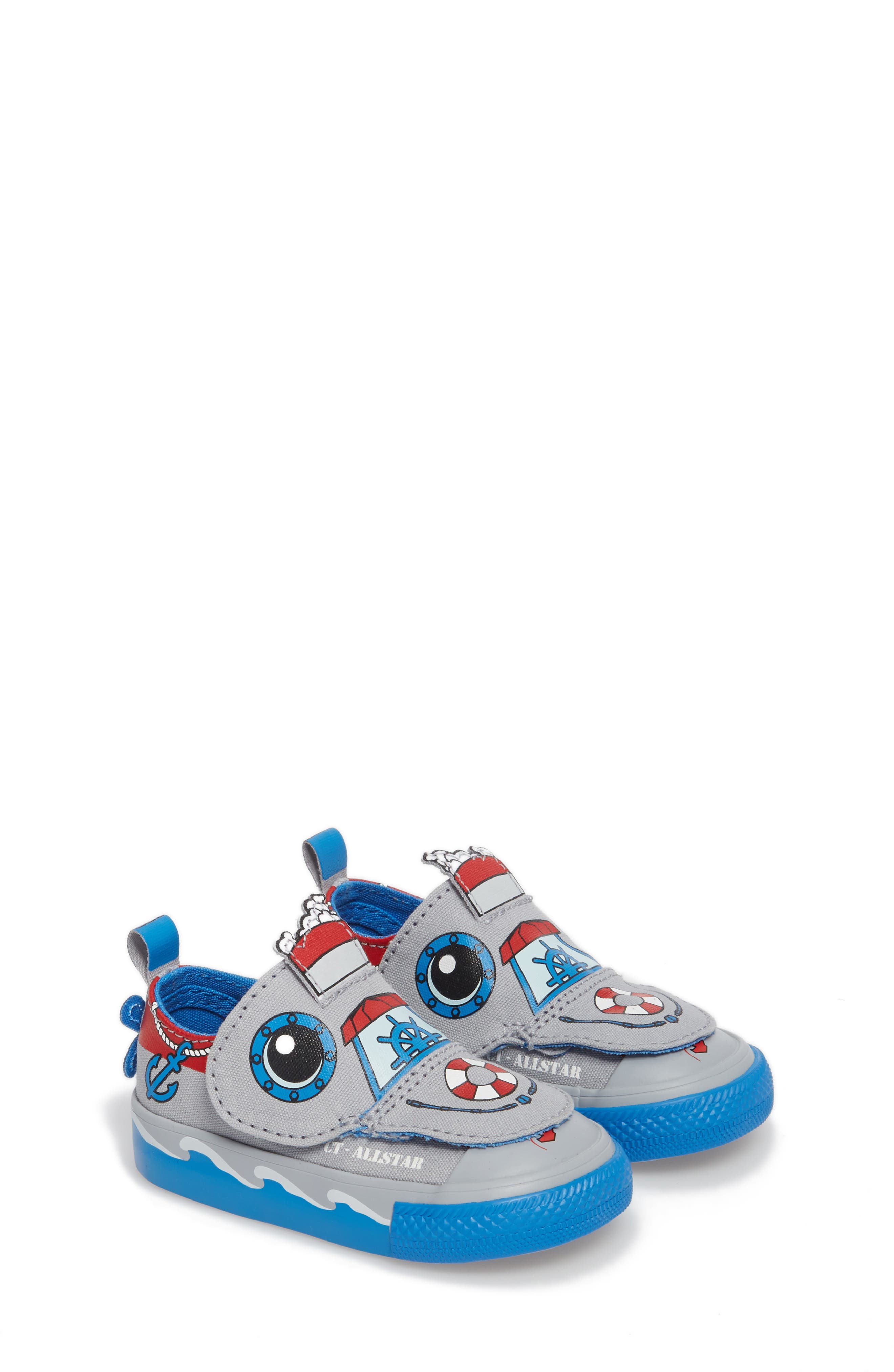 Converse Chuck Taylor® All Star® Creatures Slip-On Sneaker (Baby, Walker & Toddler)