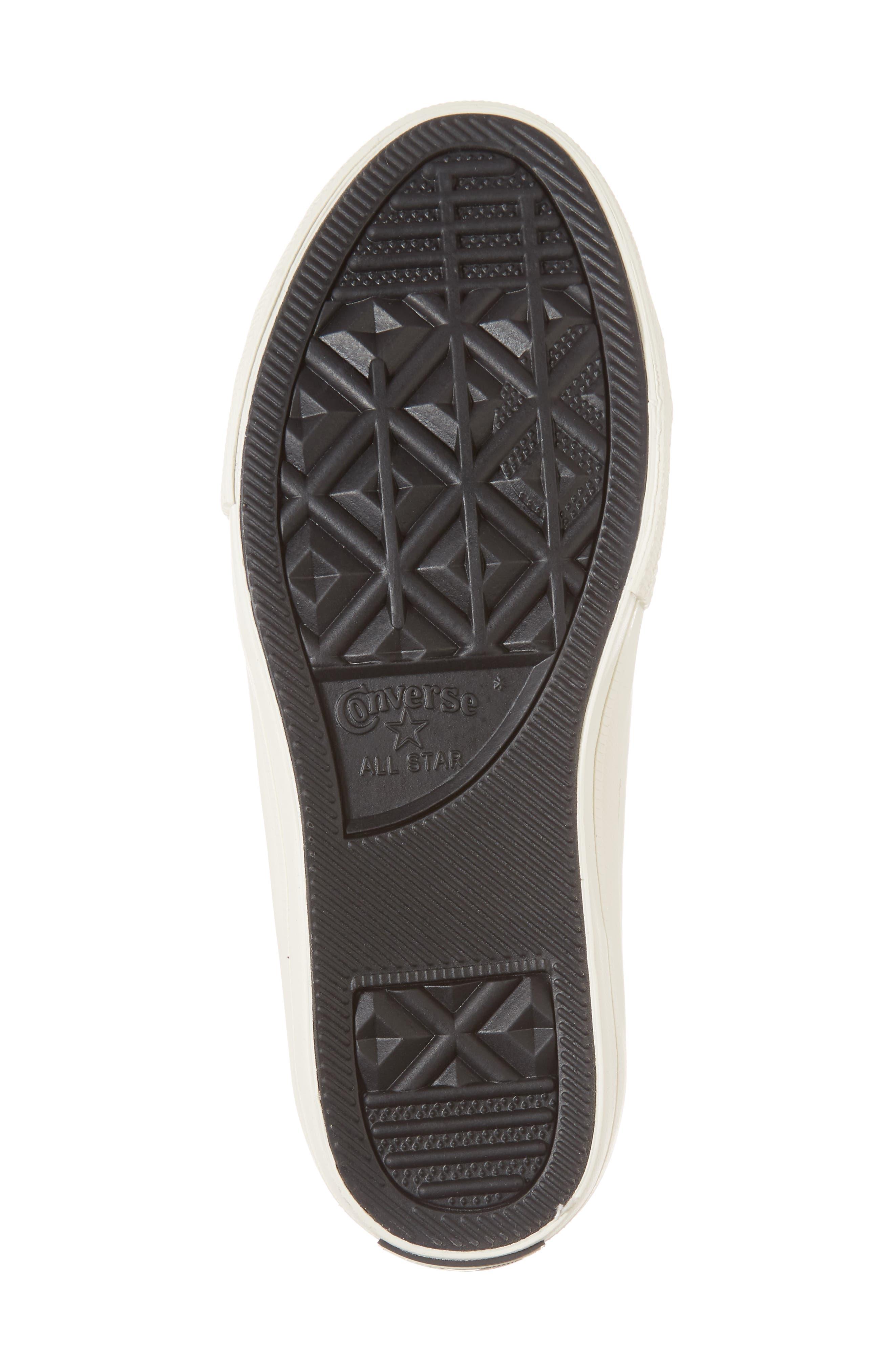 Alternate Image 6  - Converse Chuck Taylor® All Star® One Star Velvet Platform Sneaker (Toddler, Little Kid & Big Kid)