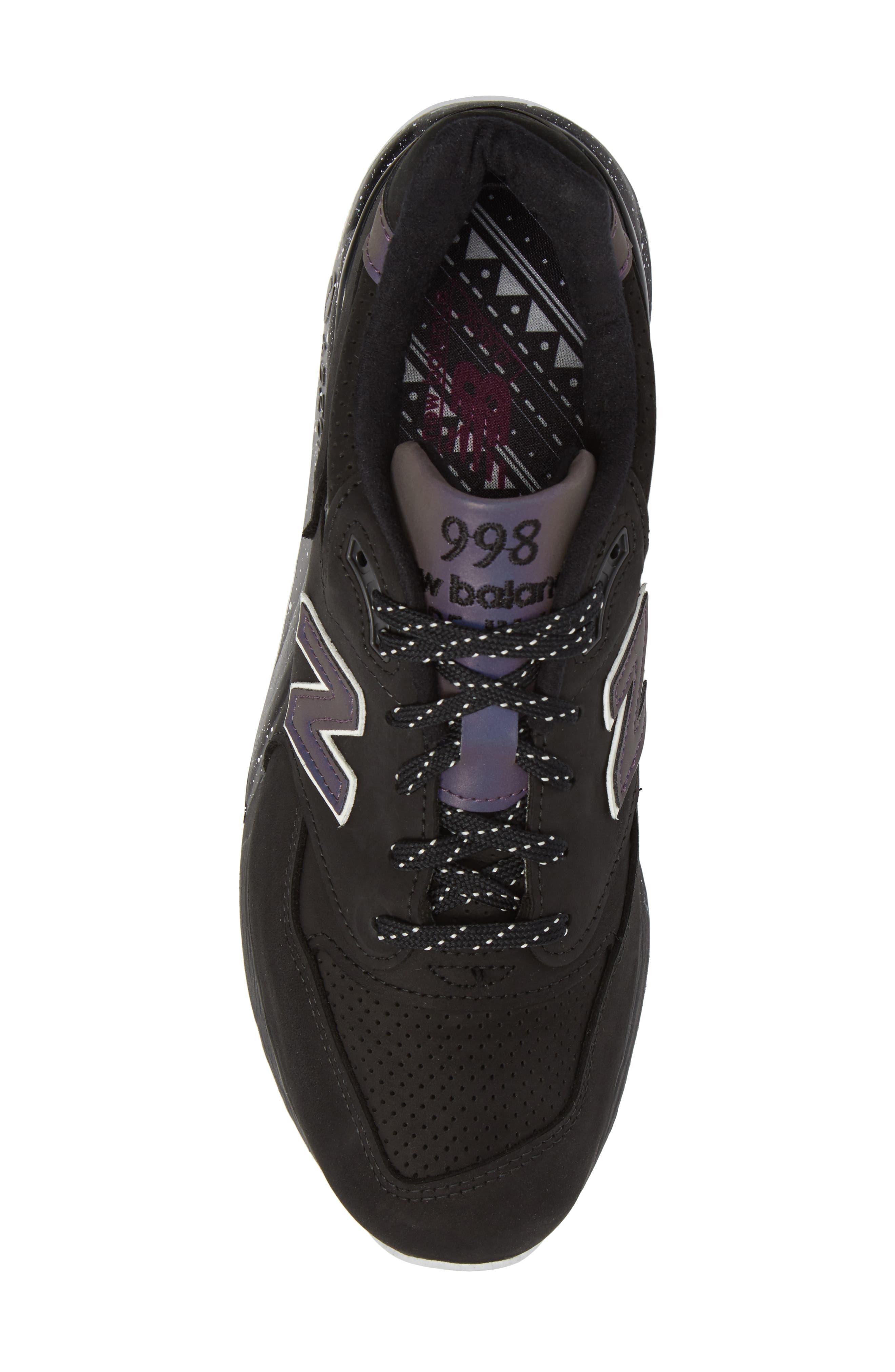 Alternate Image 5  - New Balance 998 Sneaker (Men)