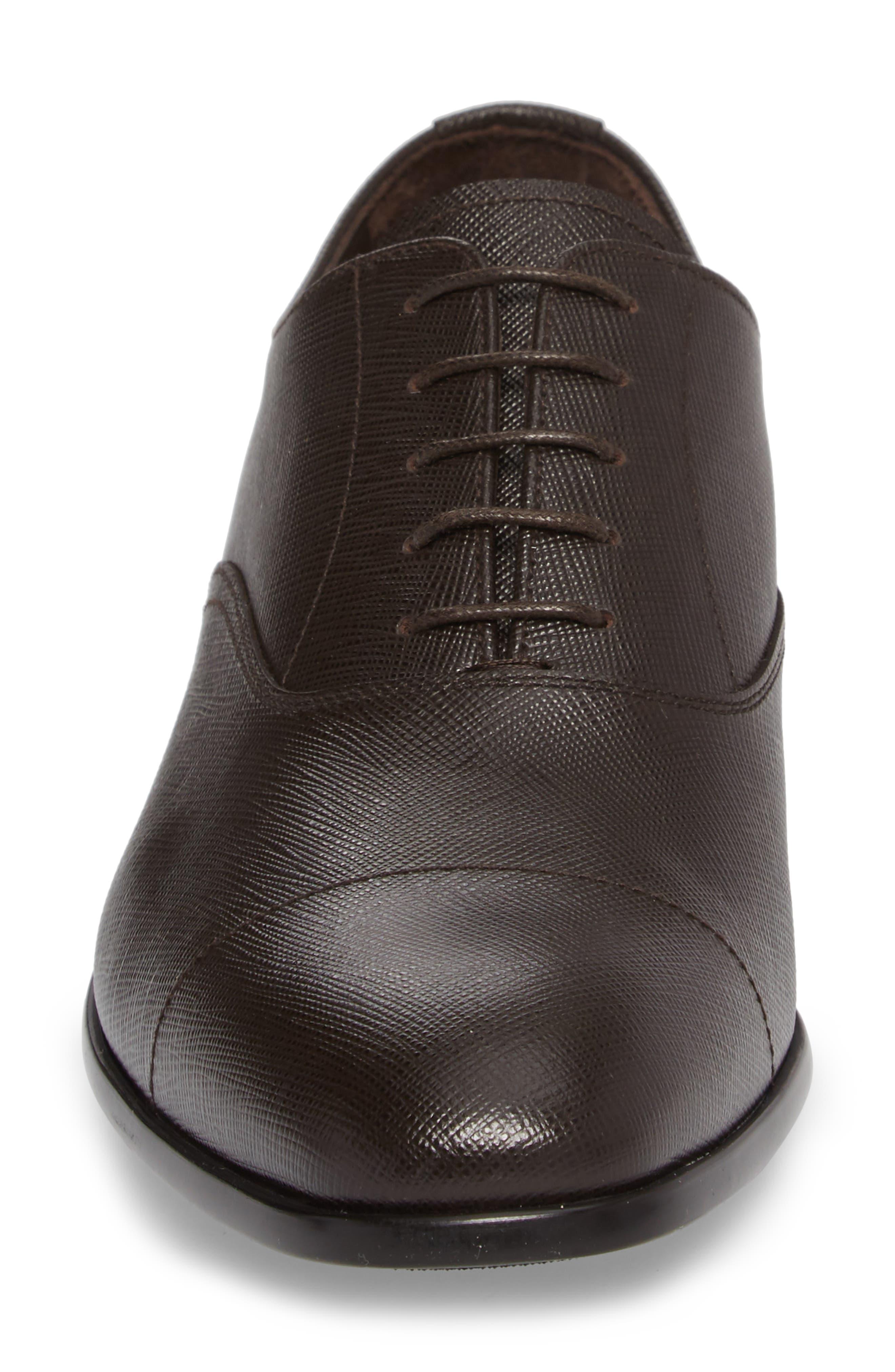 Alternate Image 4  - Prada Cap Toe Oxford (Men)