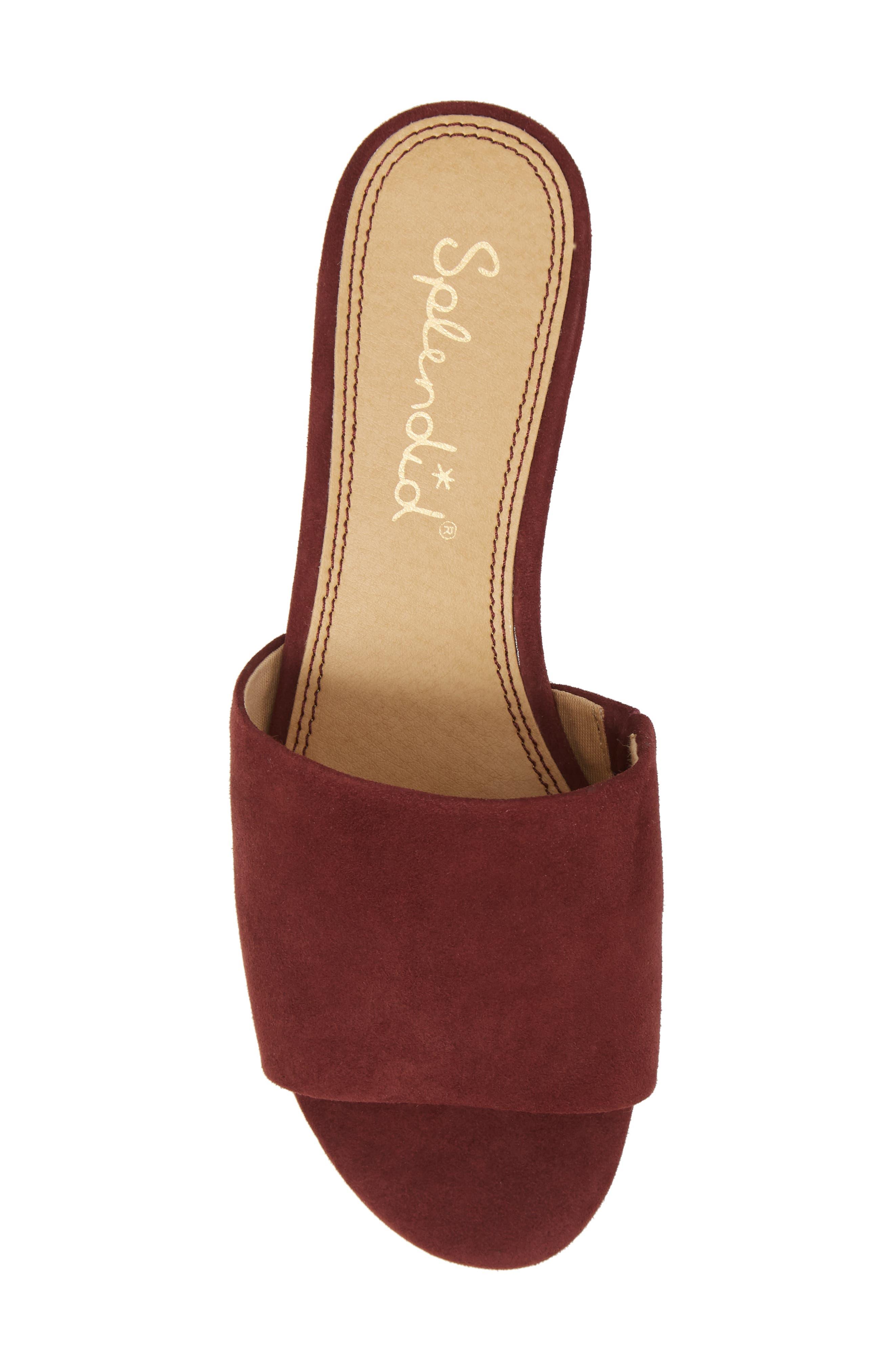 Alternate Image 5  - Splendid Betsy Slide Sandal (Women)