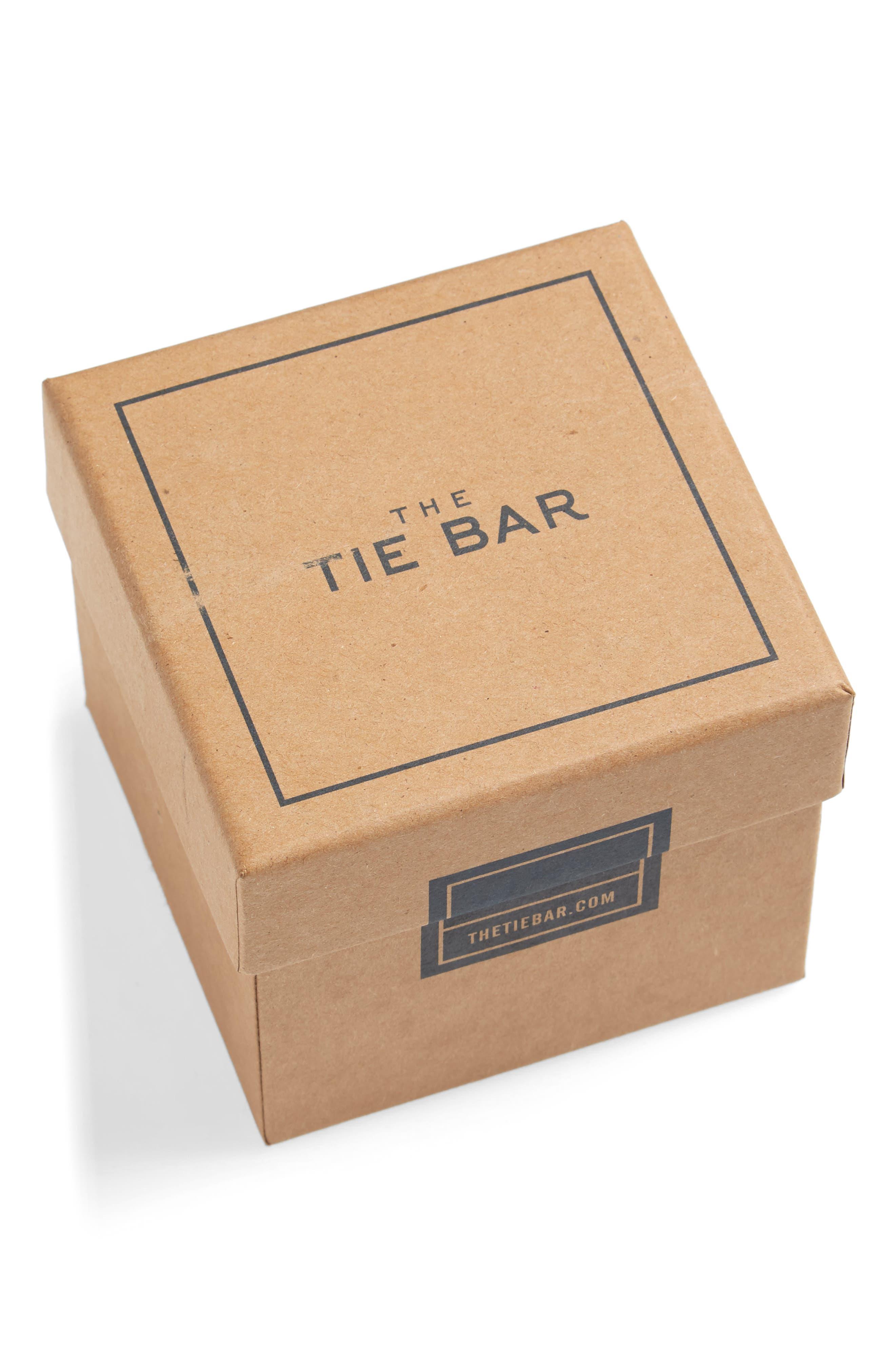 Alternate Image 2  - The Tie Bar Bow Tie & Pocket Square Box Set