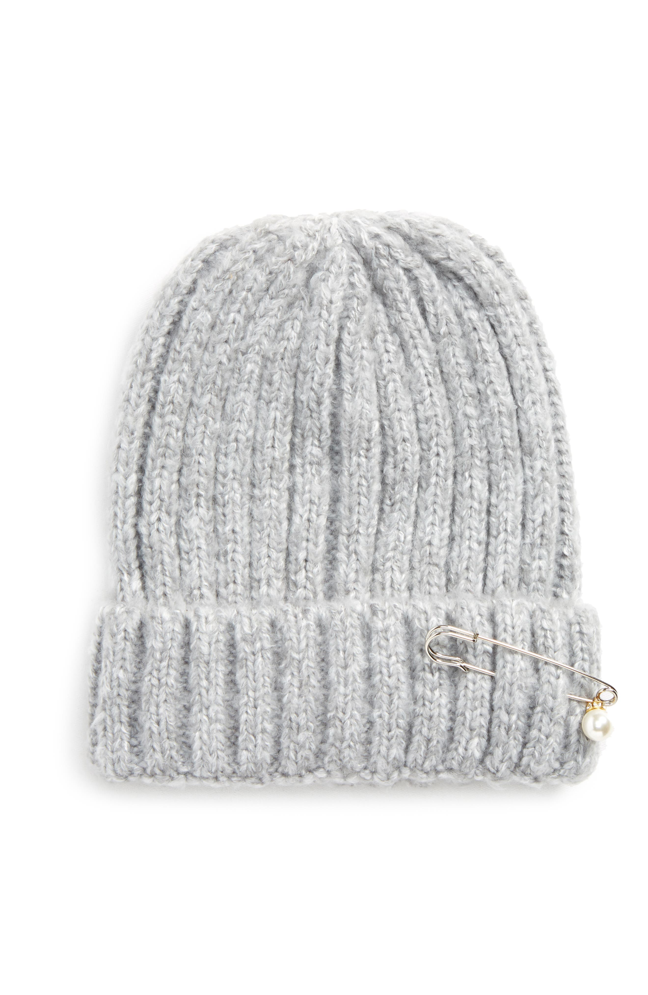David & Young Knit Beanie