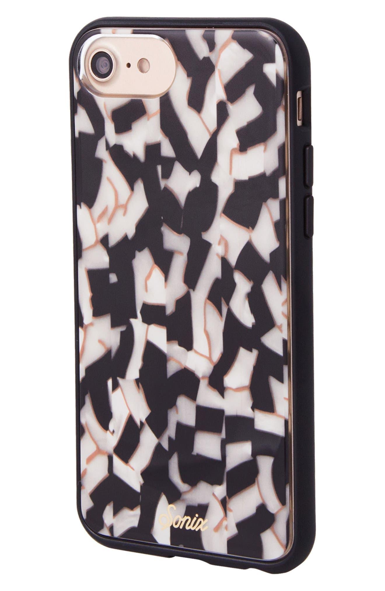 Alternate Image 2  - Sonix Pearlescent Black iPhone 6/6s/7/8 & 6/6s/7/8 Plus Case