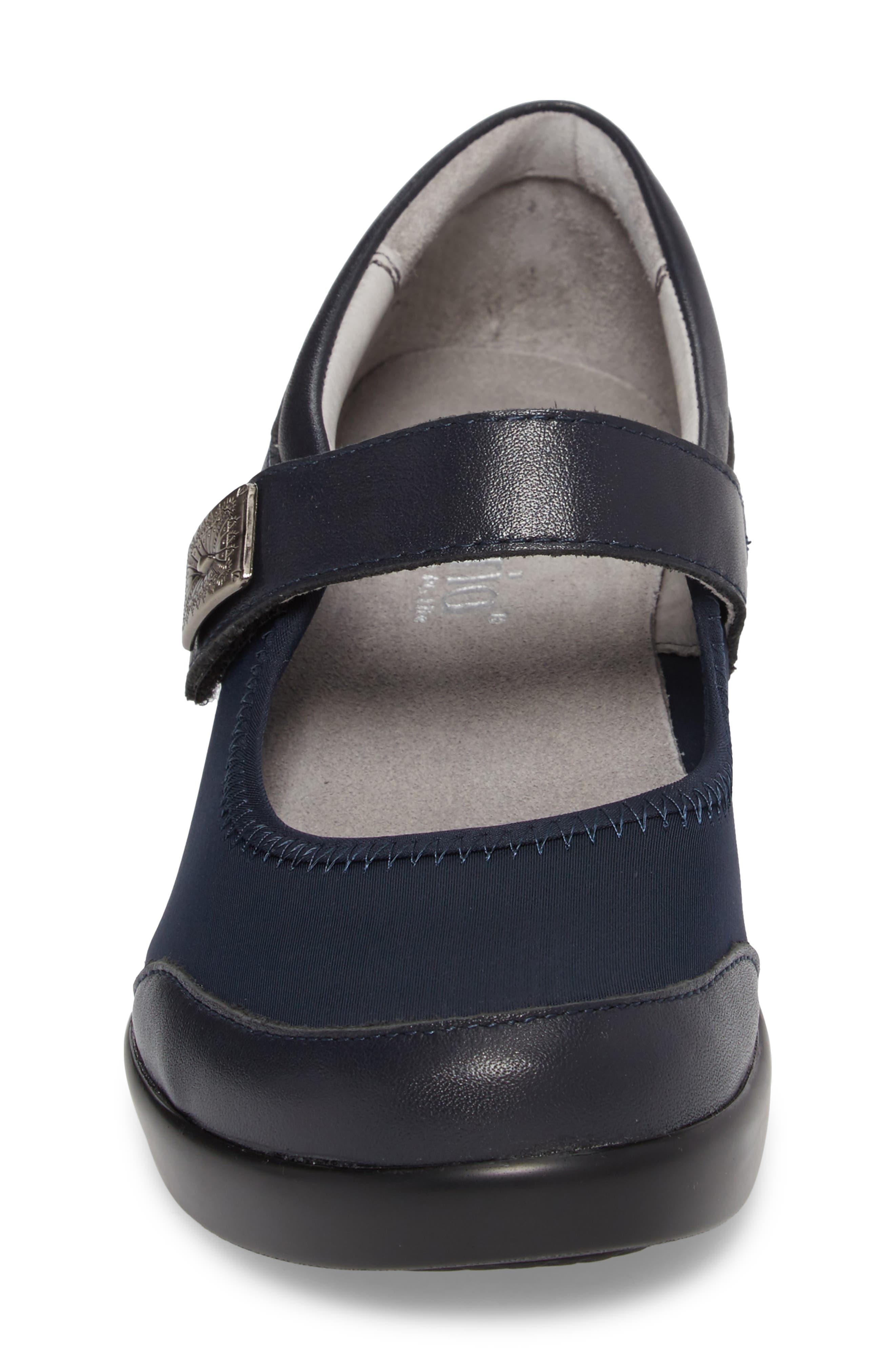 by PG Lite Maya Mary Jane Pump,                             Alternate thumbnail 4, color,                             Slate Leather