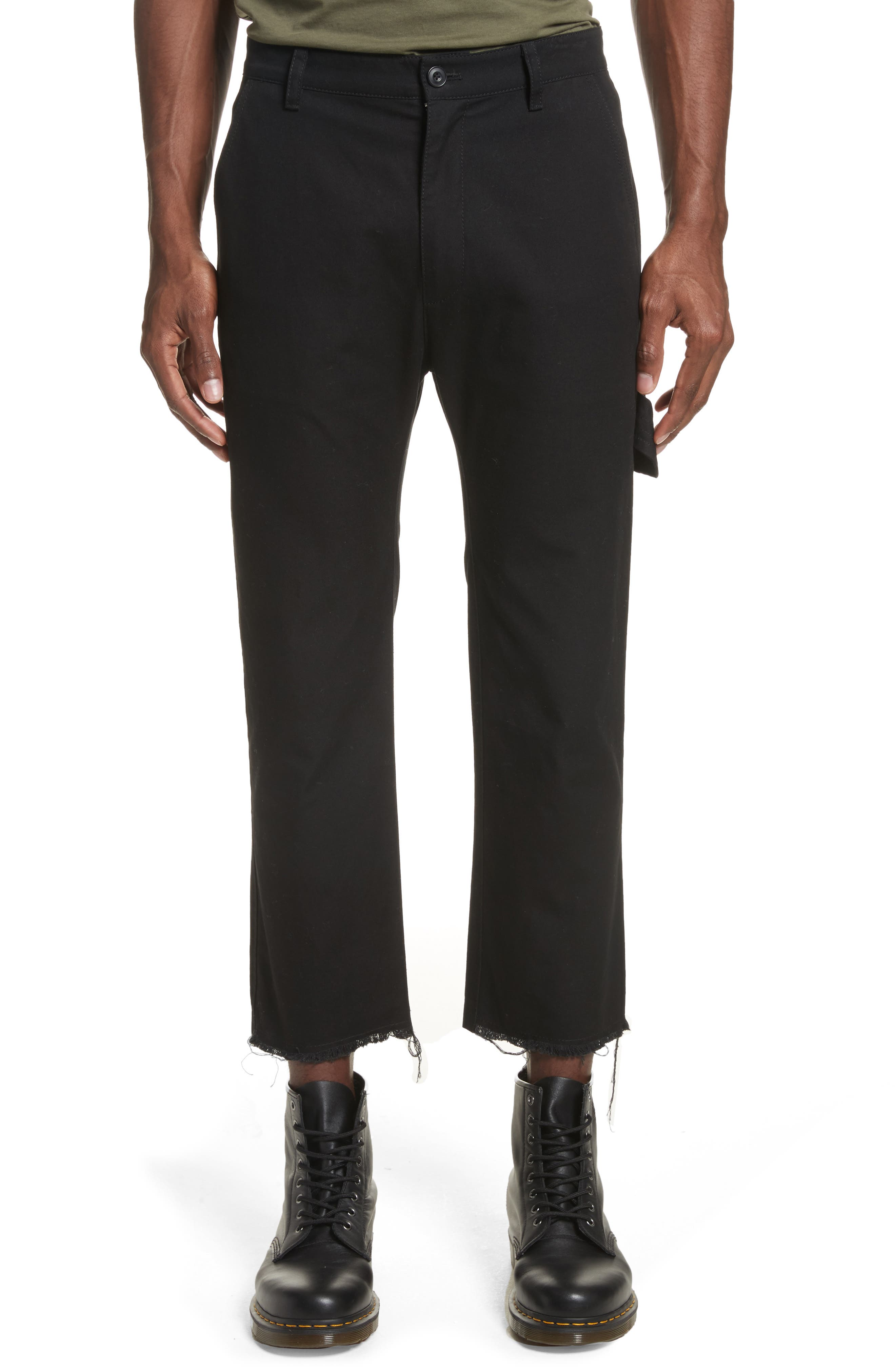 Carpenter Pants,                         Main,                         color, Black