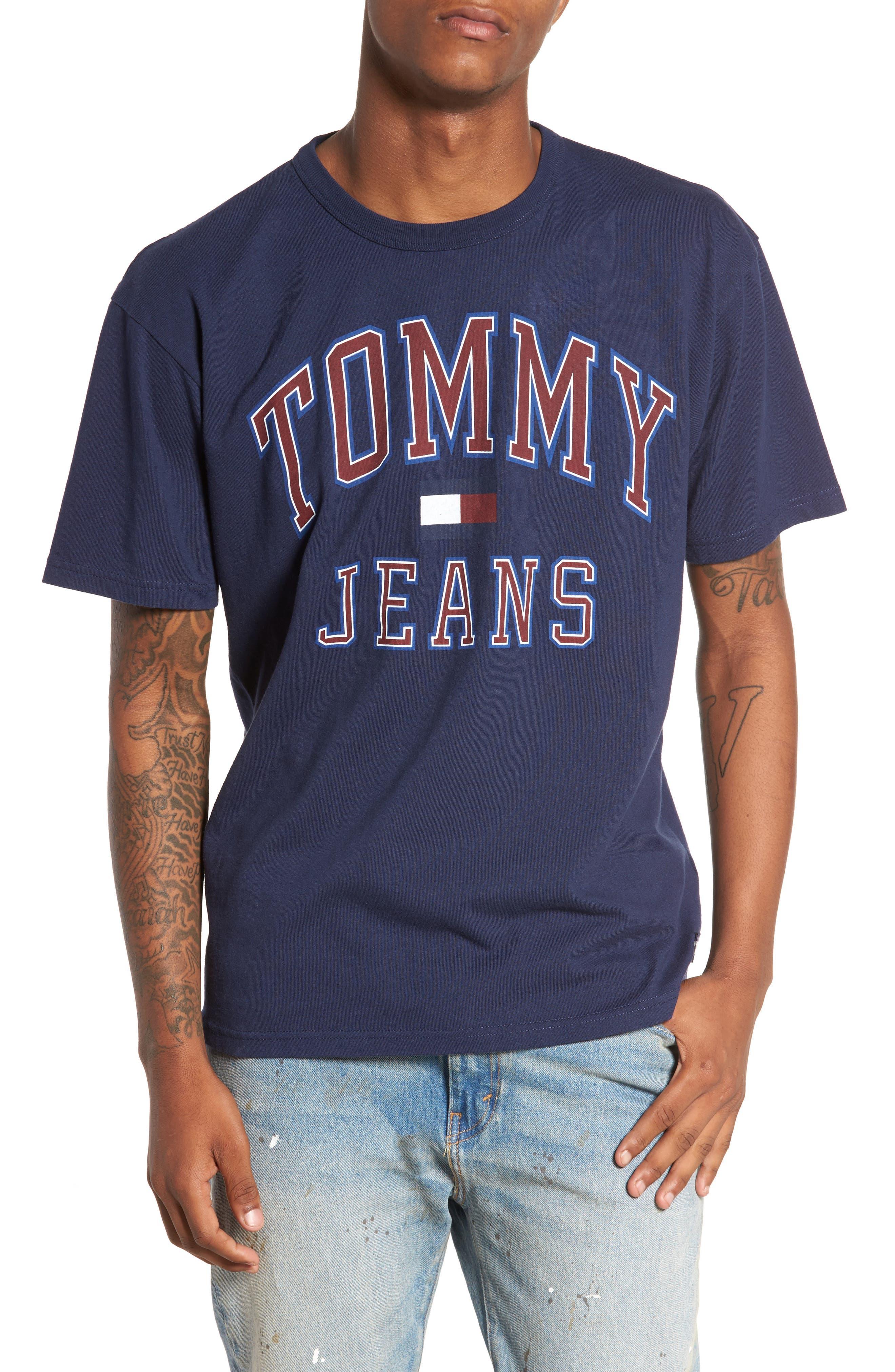 Tommy Hilfiger 90s Logo T-Shirt