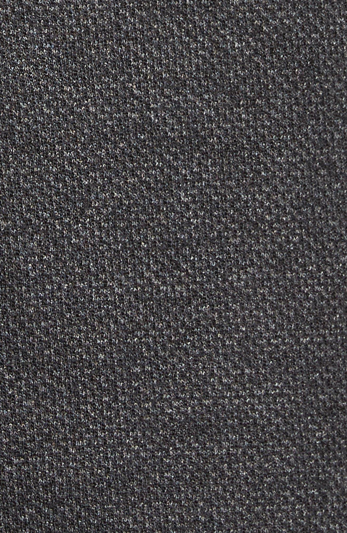 Tuxedo Blazer,                             Alternate thumbnail 5, color,                             Dark Melange