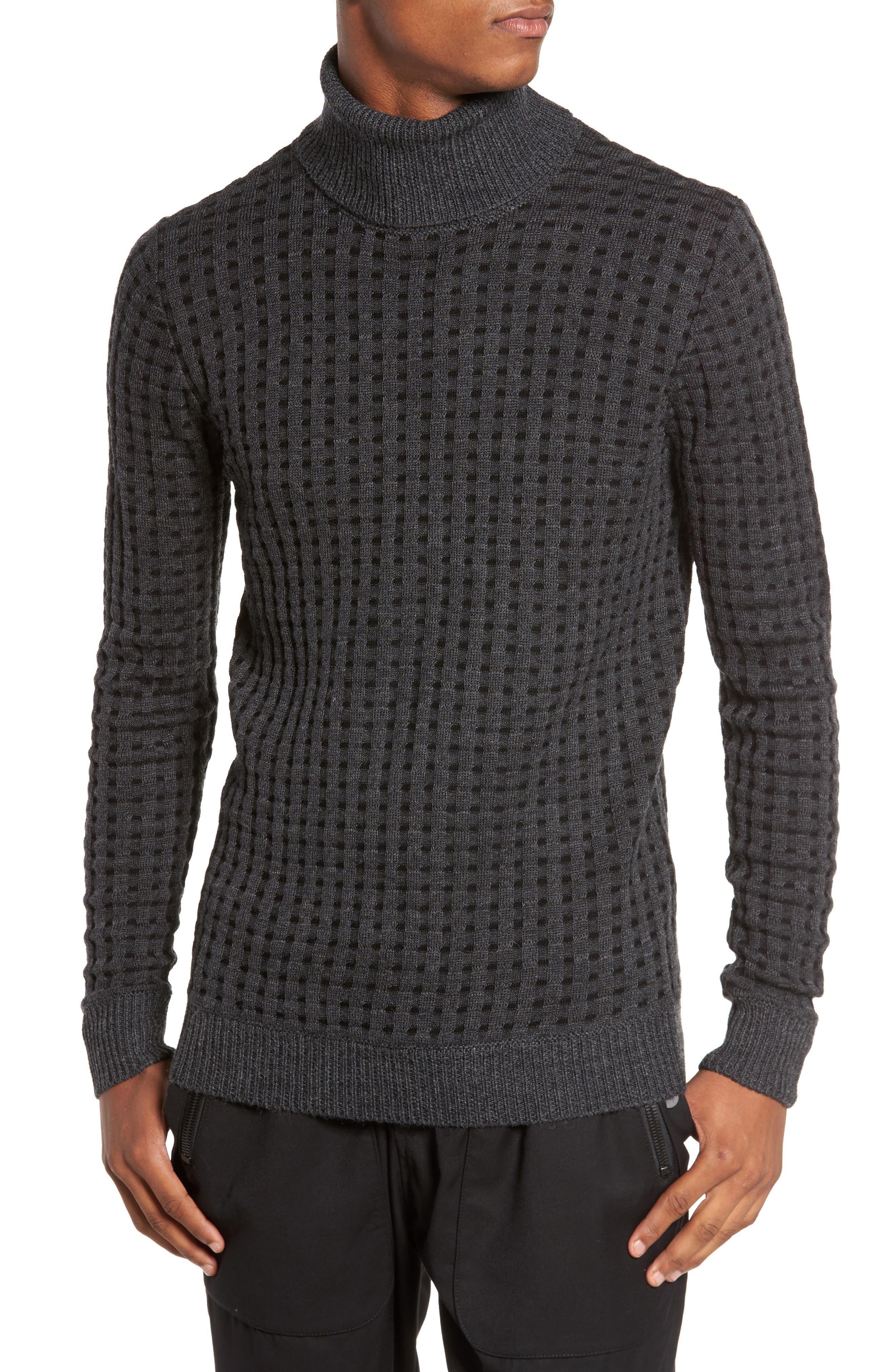 Antony Morato Turtleneck Sweater