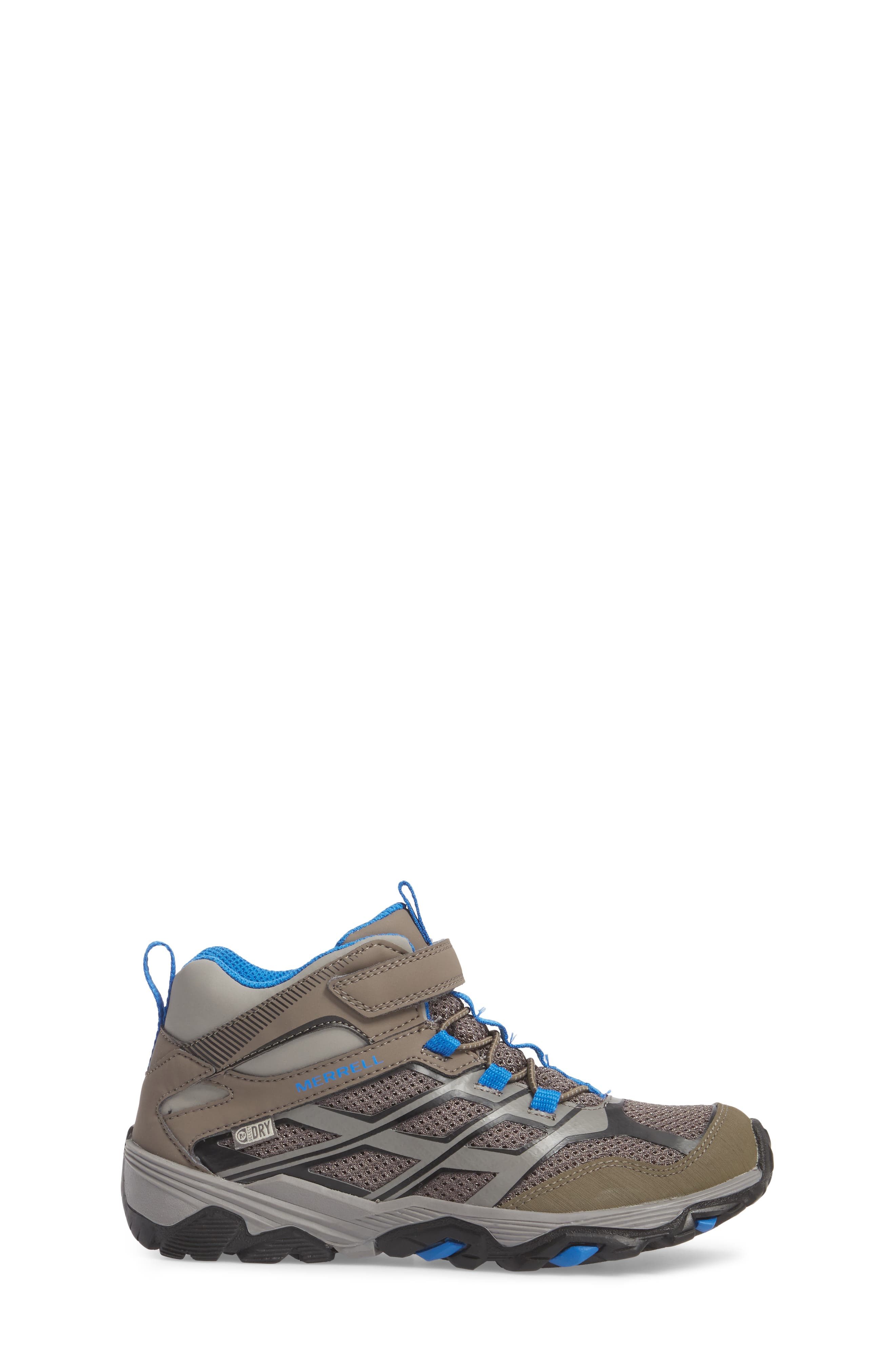 Alternate Image 3  - Merrell Moab FST Mid Top Waterproof Sneaker Boot (Toddler, Little Kid & Big Kid)