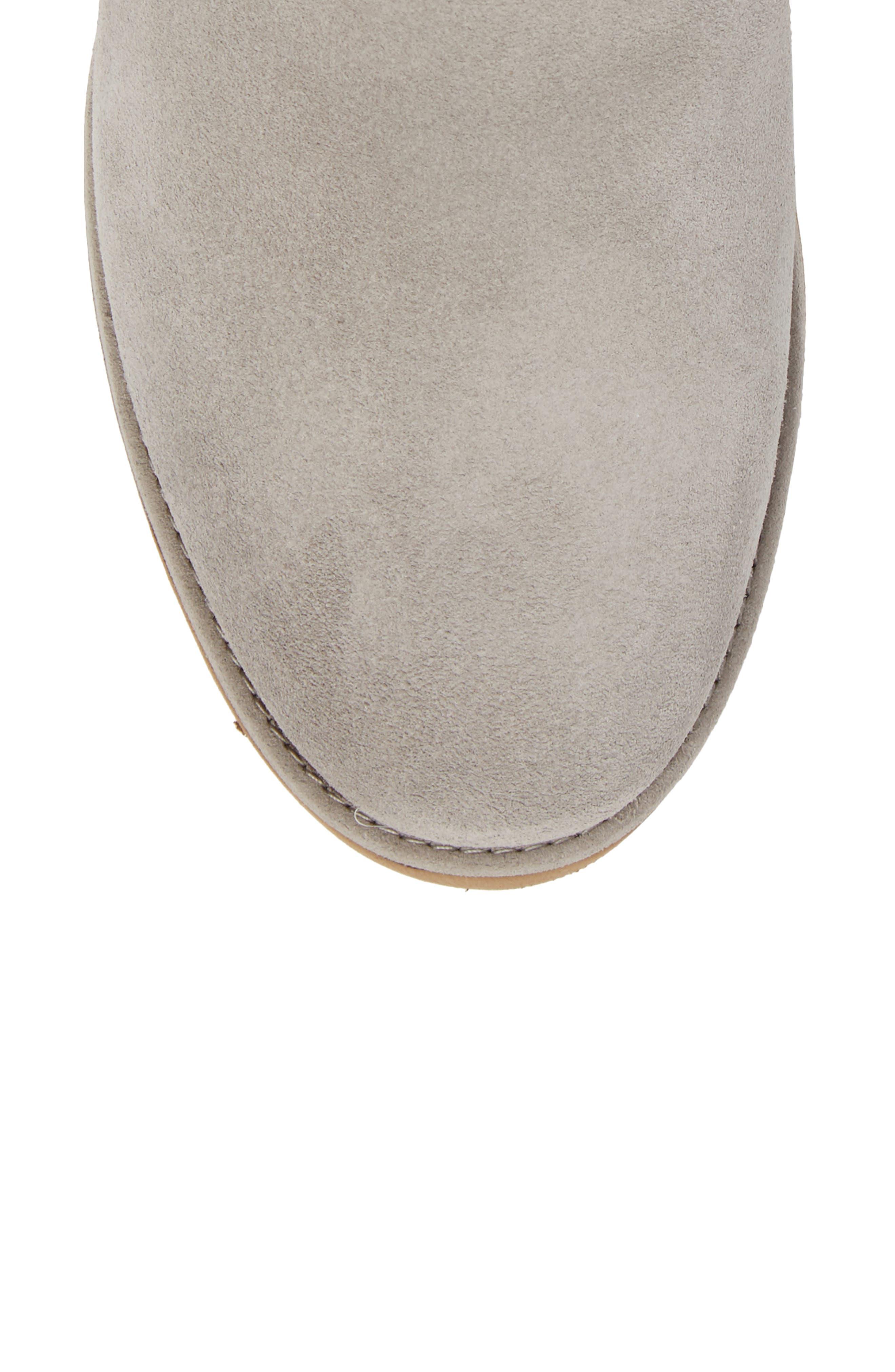 Alternate Image 5  - UGG® Drew Sunshine Perforated Tie Back Boot (Women)