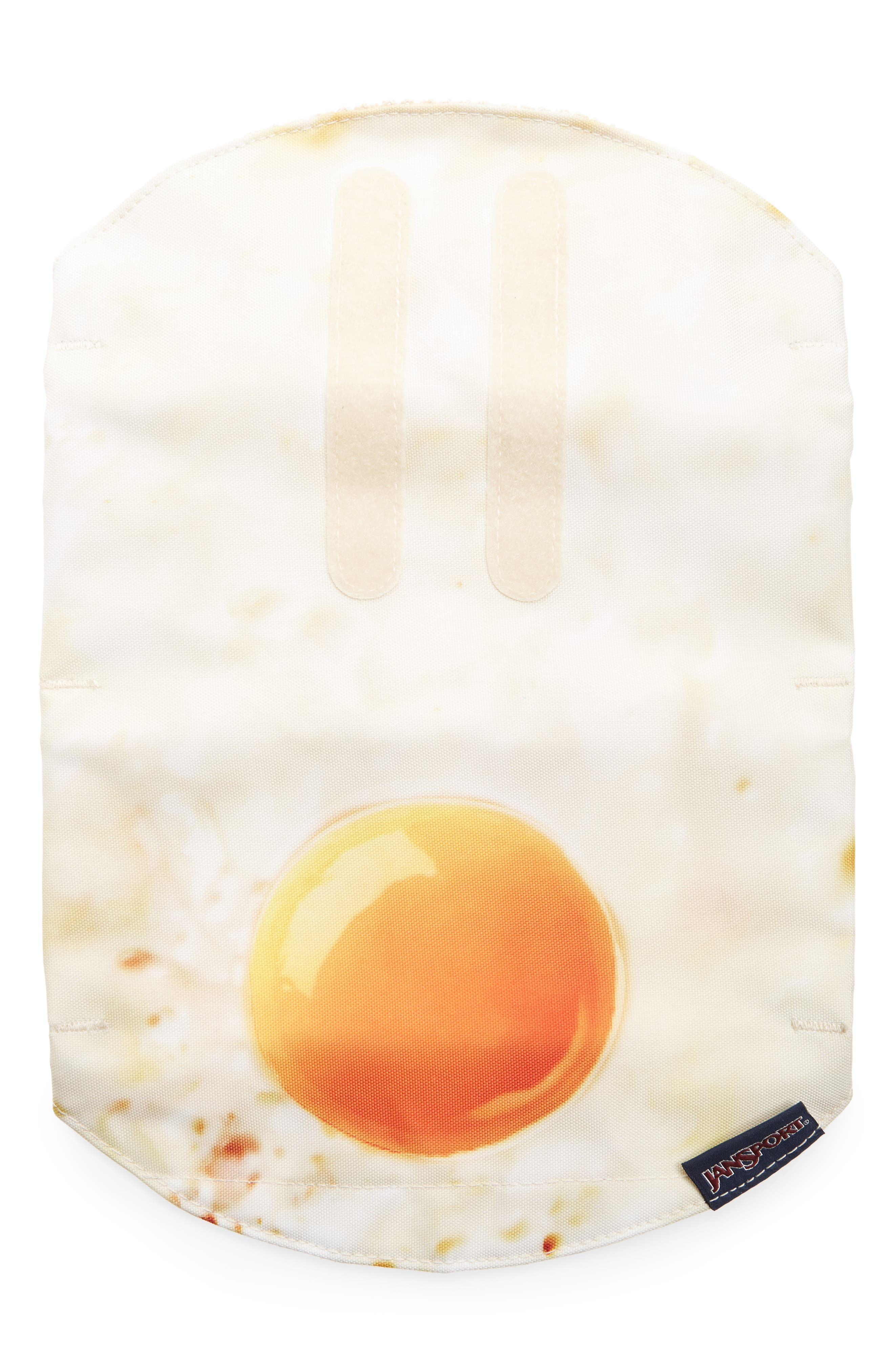 Digital Burrito Egg Print Cord Carrier,                             Alternate thumbnail 2, color,                             Egg Roll